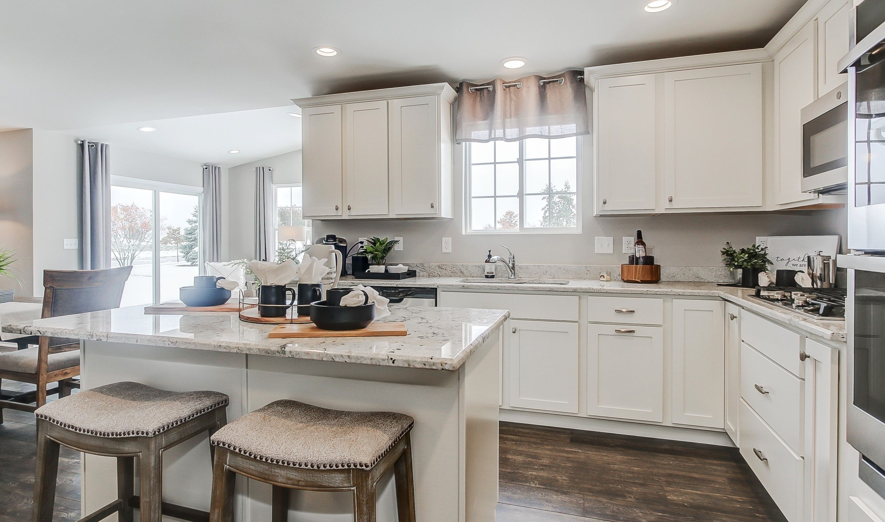 Kitchen featured in the Ellwood By K. Hovnanian® Homes in Chicago, IL