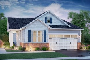Brooke - Villas at the Commons: Hawthorn Woods, Illinois - K. Hovnanian® Homes
