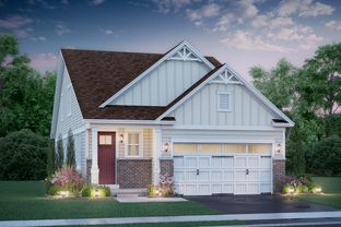 Darcy - Villas at the Commons: Hawthorn Woods, Illinois - K. Hovnanian® Homes