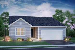 Palmdale - Aspire at Ashley Pointe: Yorkville, Illinois - K. Hovnanian® Homes
