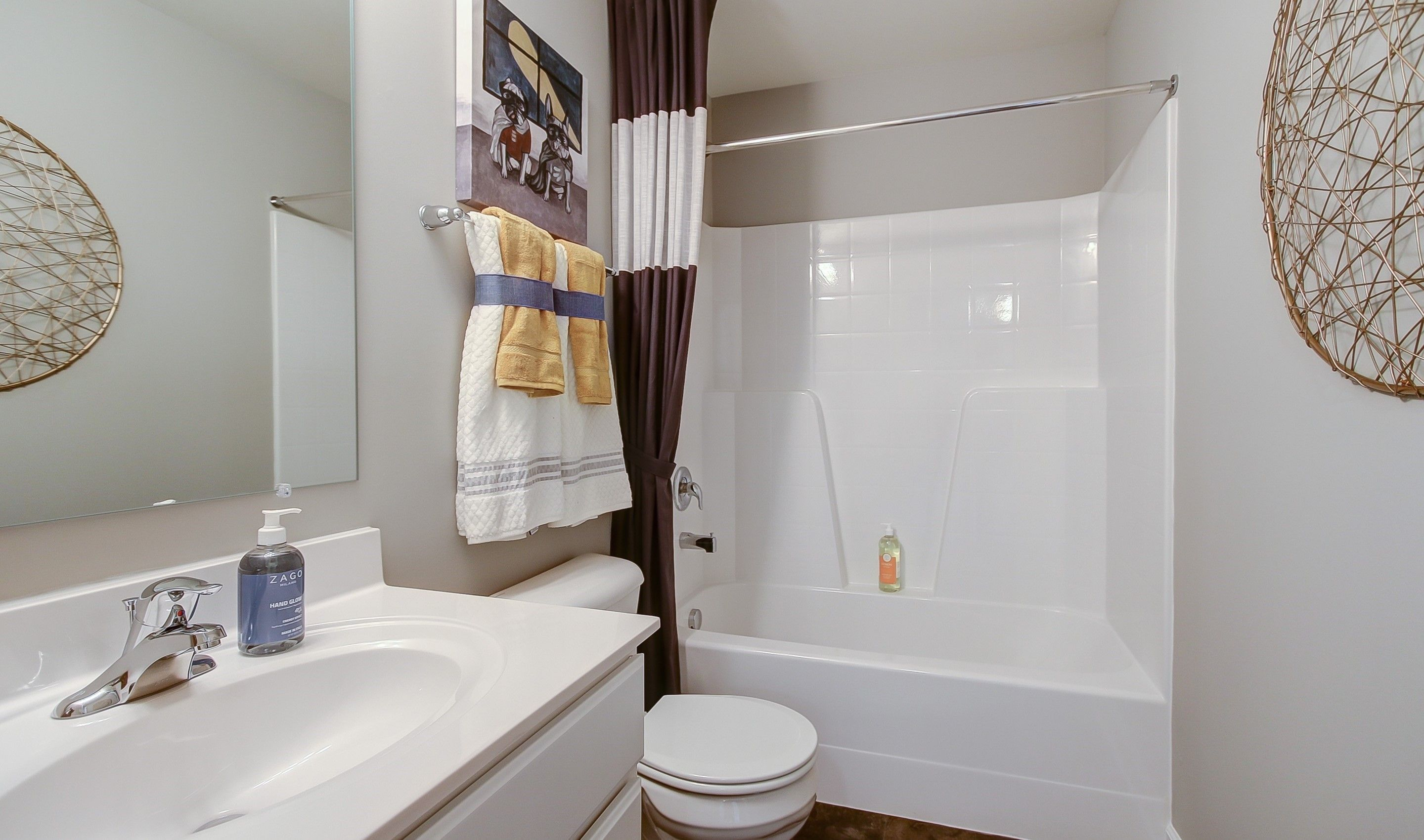 Bathroom featured in the Colton By K. Hovnanian® Homes in Chicago, IL