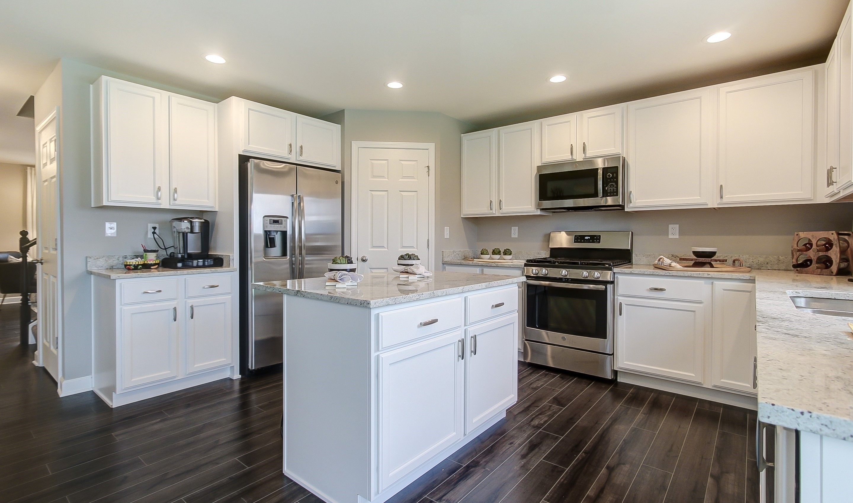 Kitchen featured in the Colton By K. Hovnanian® Homes in Chicago, IL