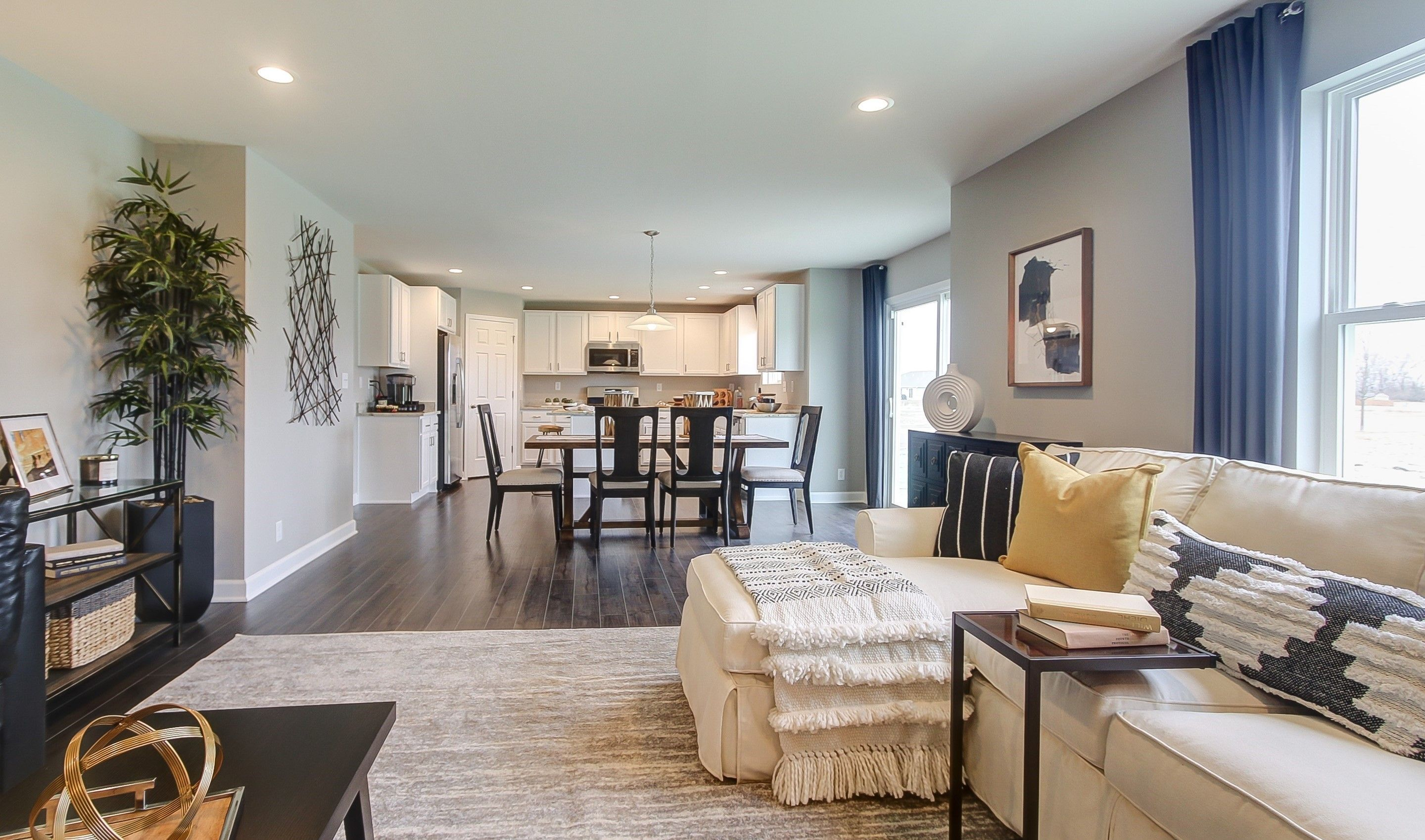 Living Area featured in the Colton By K. Hovnanian® Homes in Chicago, IL