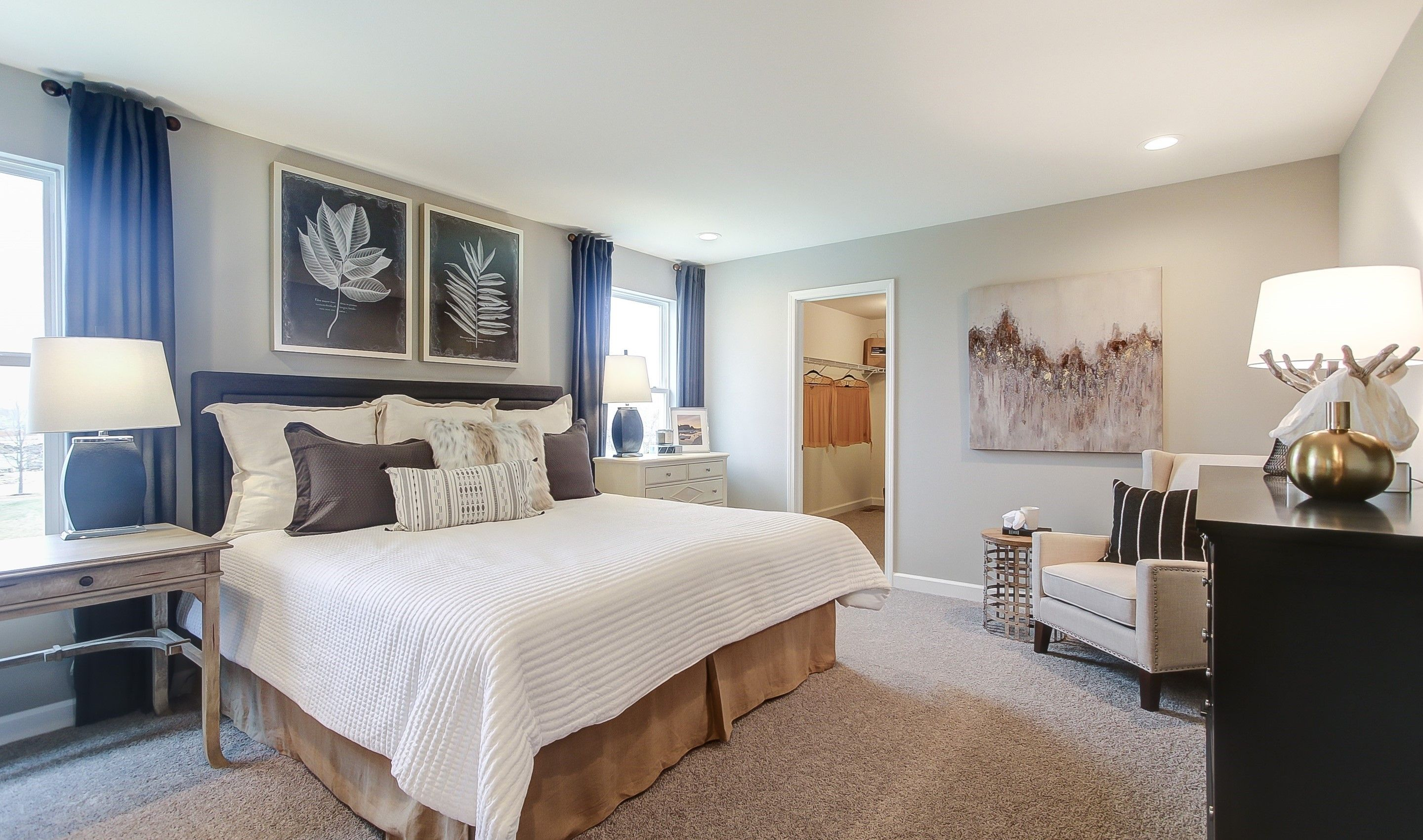 Bedroom featured in the Colton By K. Hovnanian® Homes in Chicago, IL