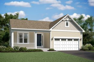 Eastwood - The Villages at Red Mill Pond: Lewes, Delaware - K. Hovnanian® Homes