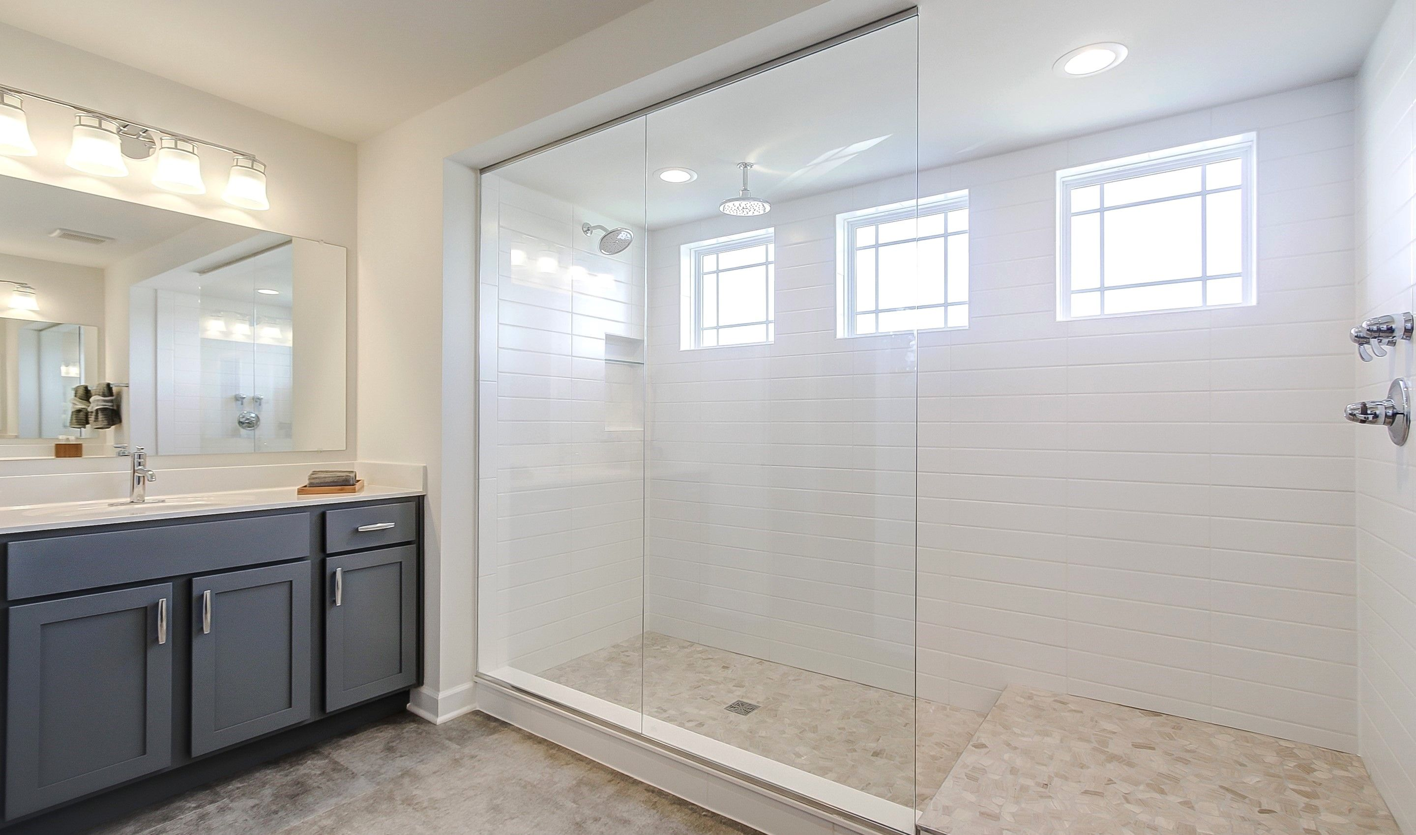 Bathroom featured in the Henley II By K. Hovnanian® Homes in Chicago, IL