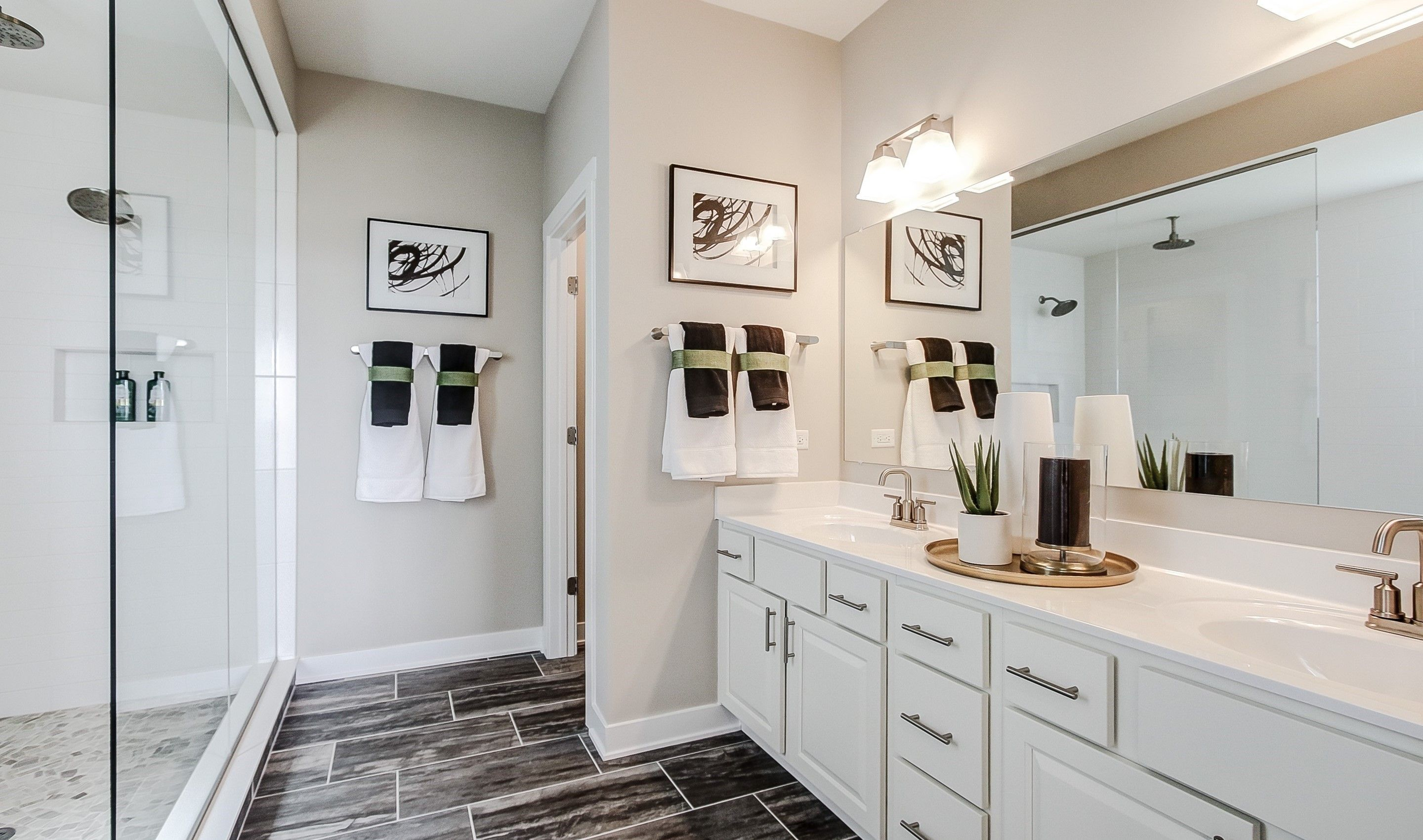 Bathroom featured in the Mills Loft By K. Hovnanian® Homes in Chicago, IL