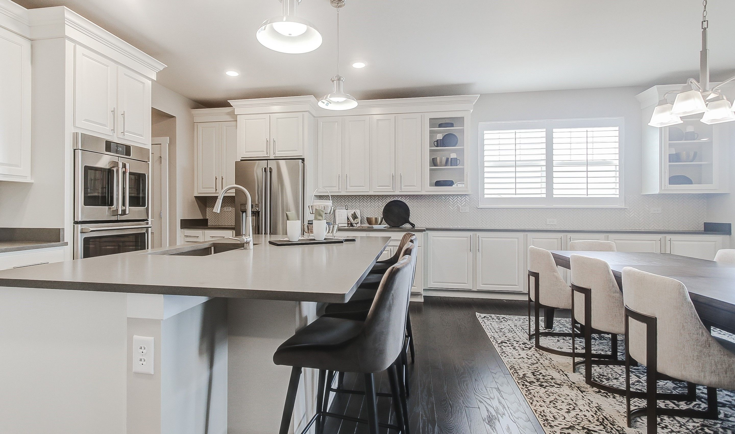 Kitchen featured in the Mills Loft By K. Hovnanian® Homes in Chicago, IL