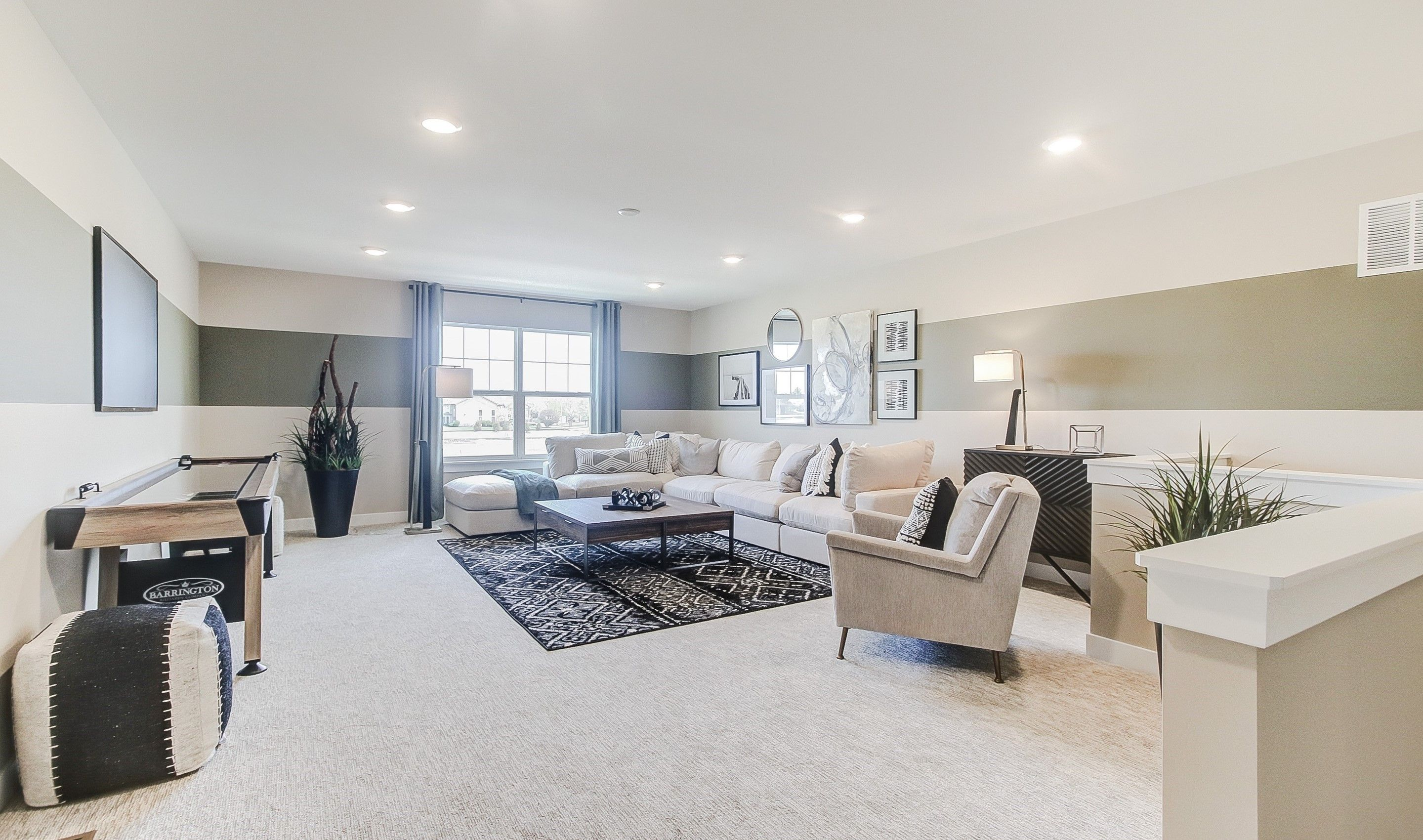 Living Area featured in the Mills Loft By K. Hovnanian® Homes in Chicago, IL