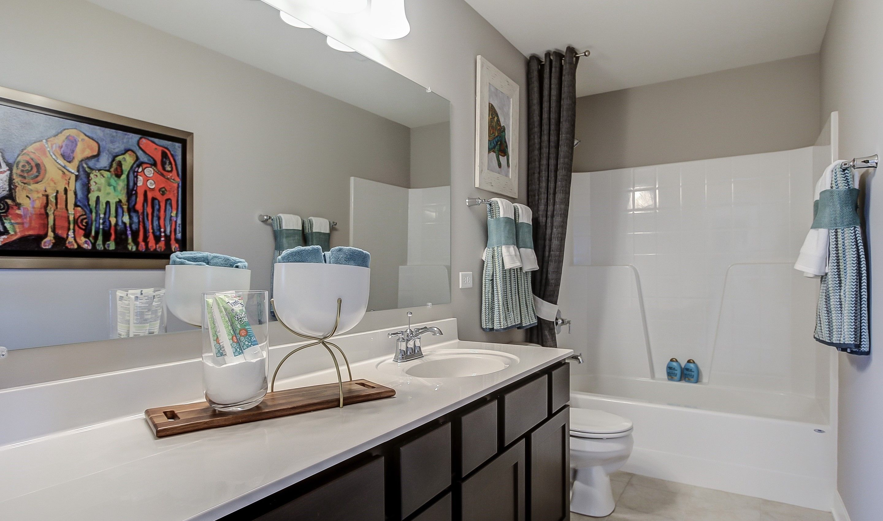 Bathroom featured in the Manchester By K. Hovnanian® Homes in Chicago, IL
