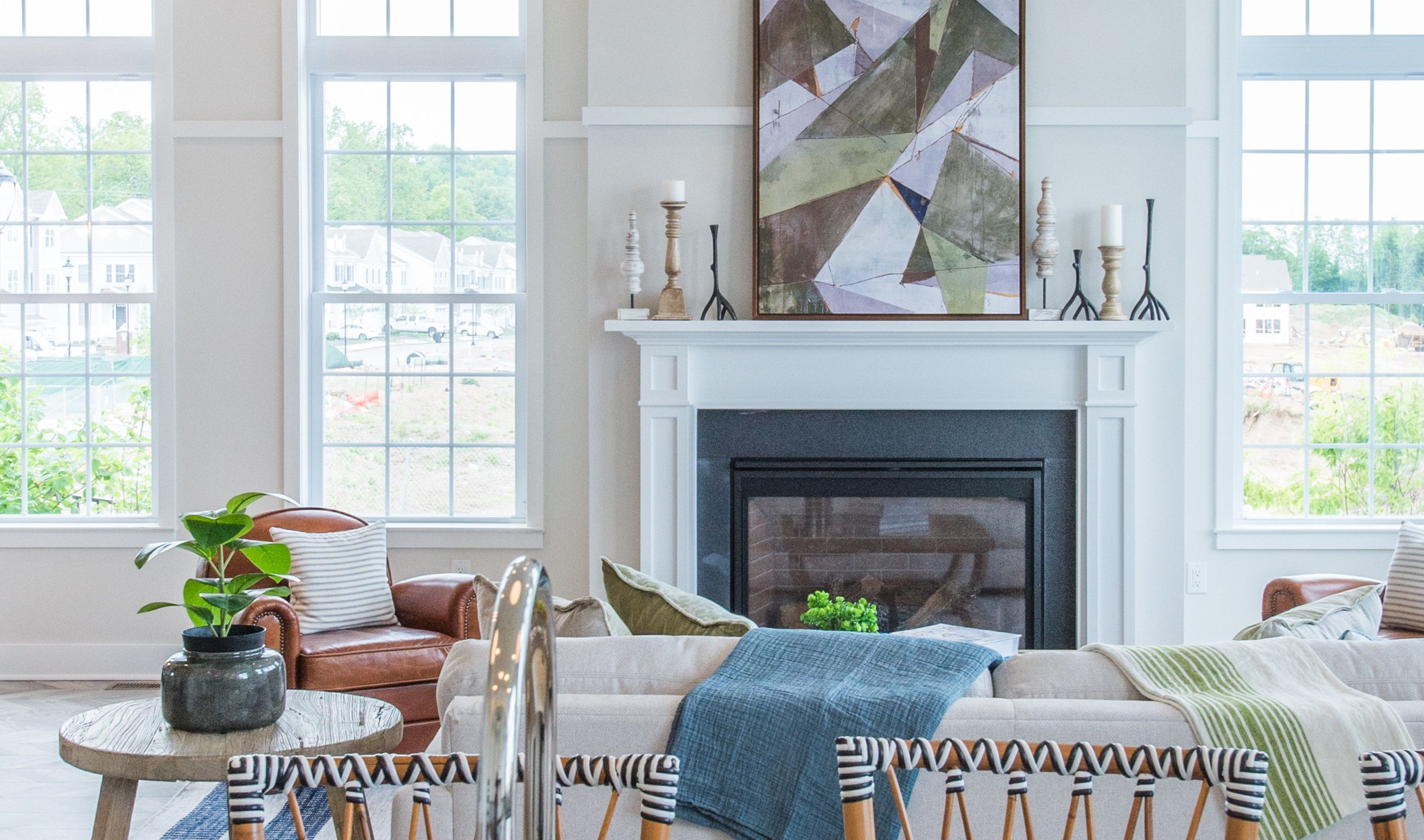 Living Area featured in the Colby By K. Hovnanian® Homes in Essex County, NJ