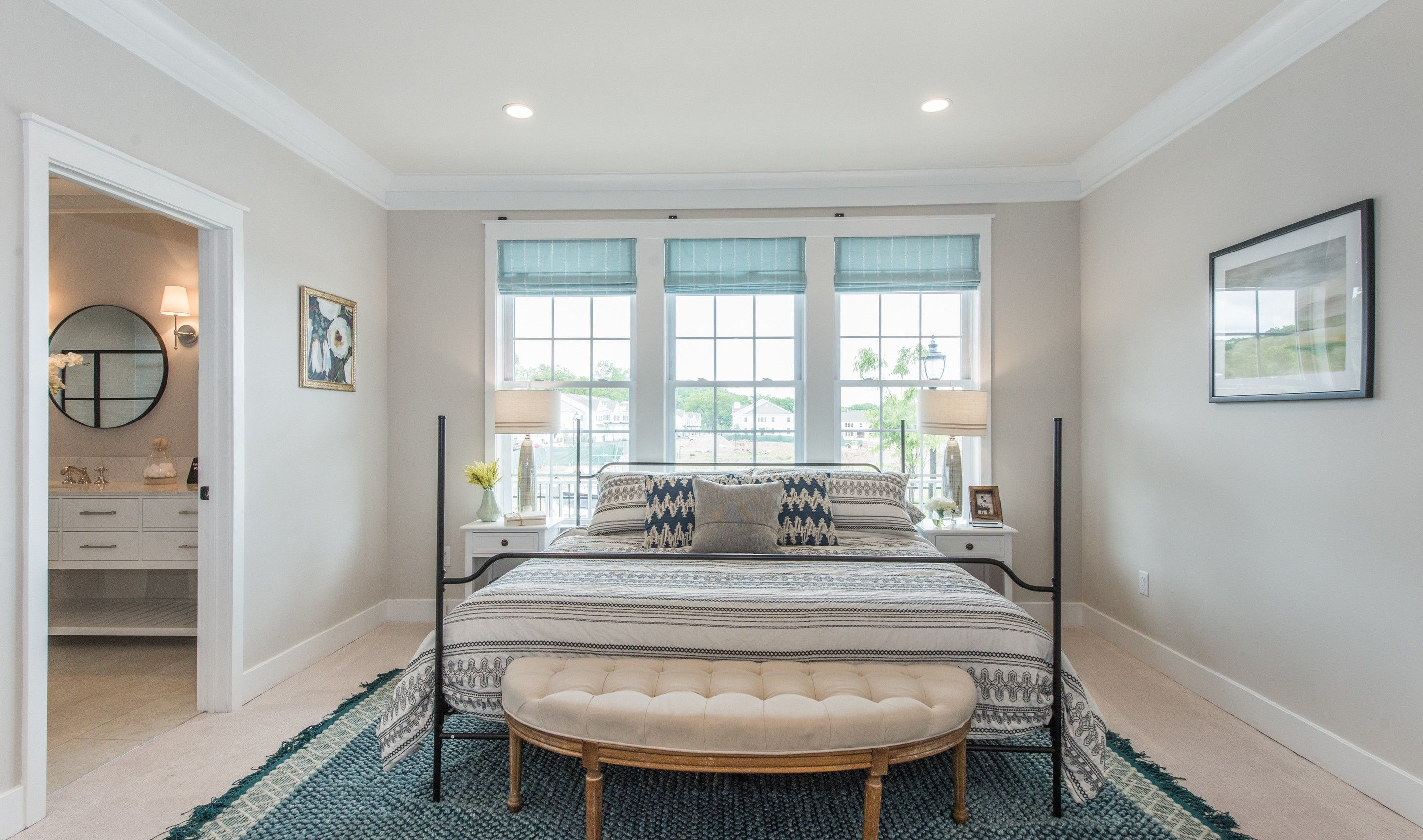 Bedroom featured in the Colby By K. Hovnanian® Homes in Essex County, NJ