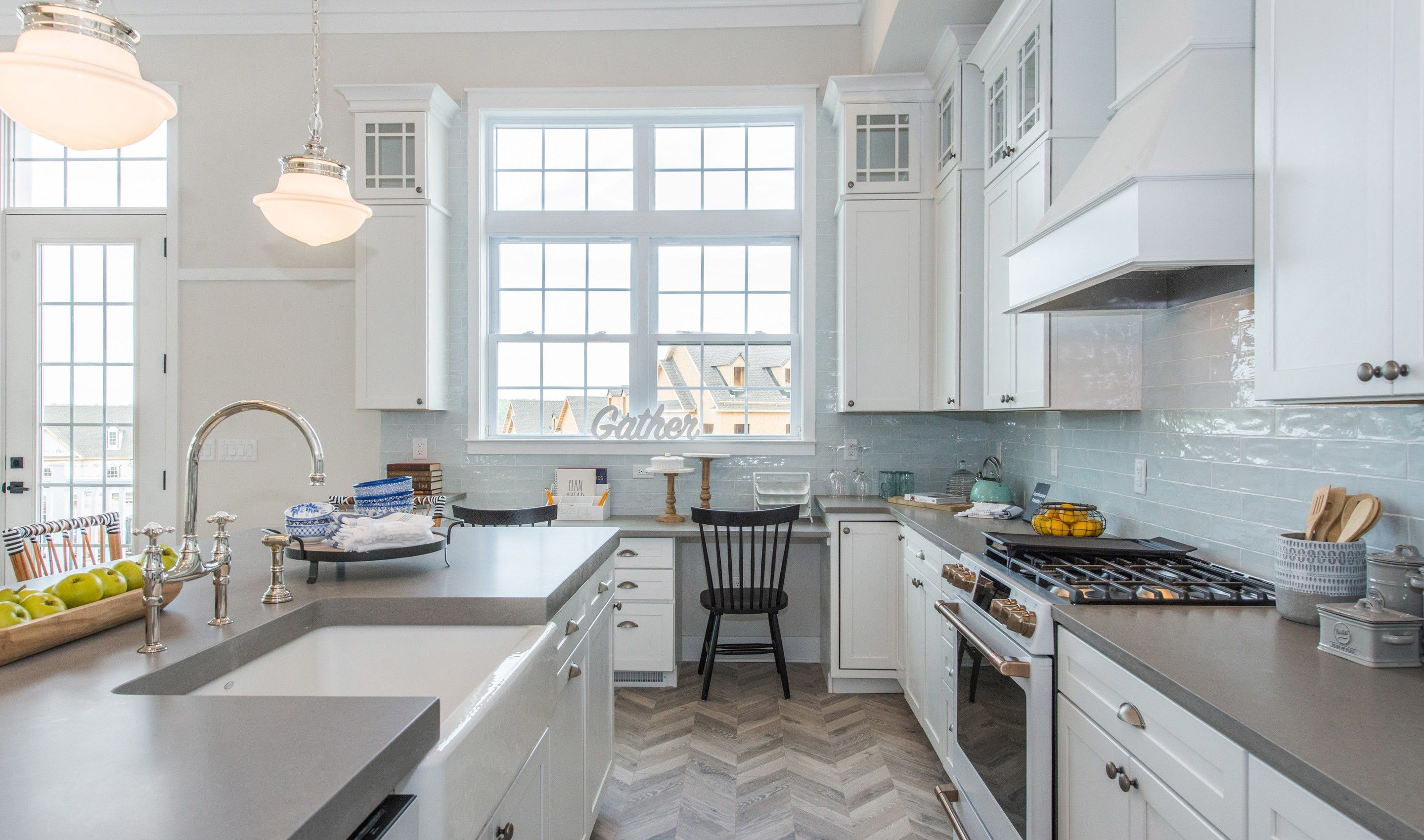 Kitchen featured in the Colby By K. Hovnanian® Homes in Essex County, NJ