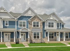Tennell - The Villas at Link Crossing: Buffalo Grove, Illinois - K. Hovnanian® Homes