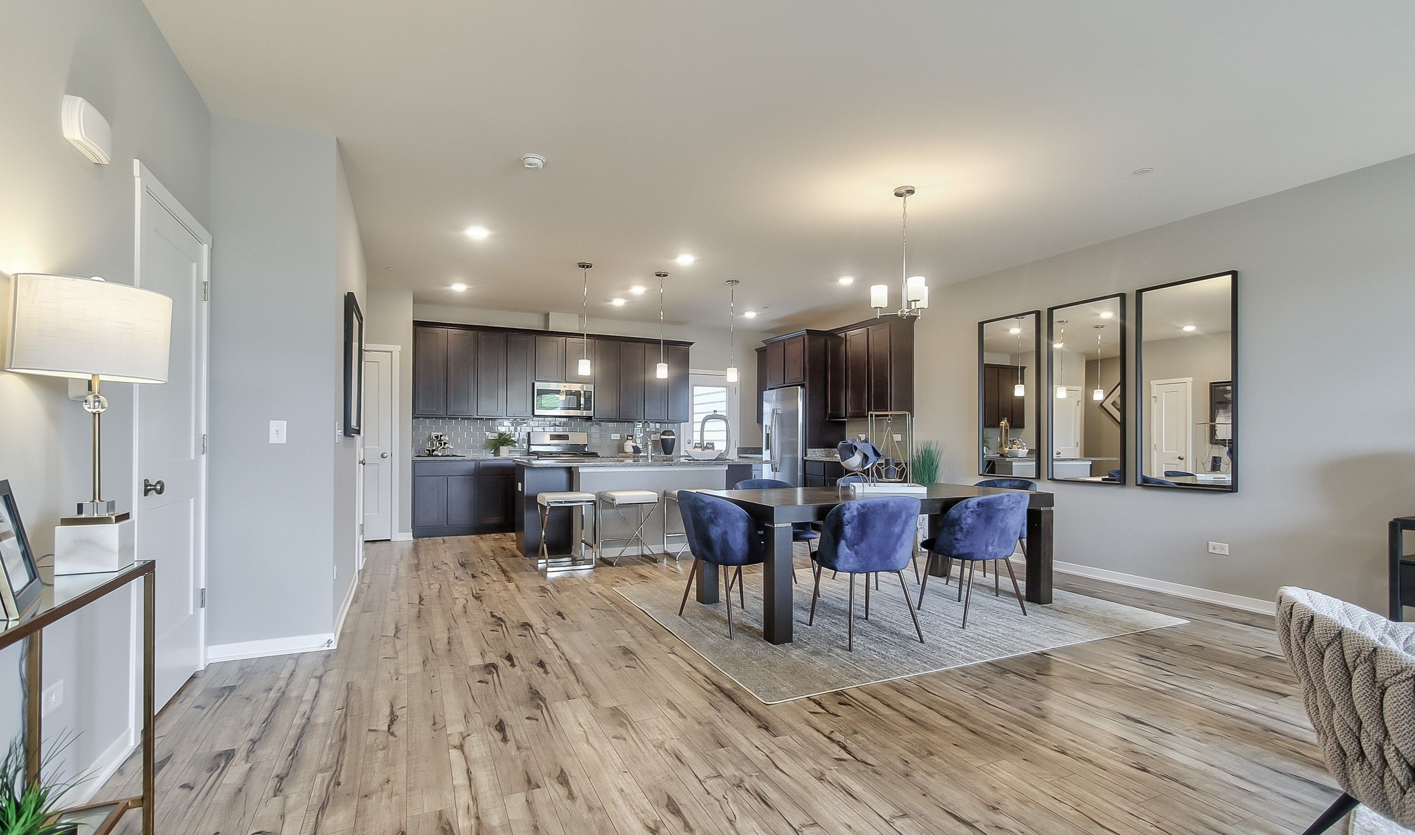 Living Area featured in the Tennell By K. Hovnanian® Homes in Chicago, IL