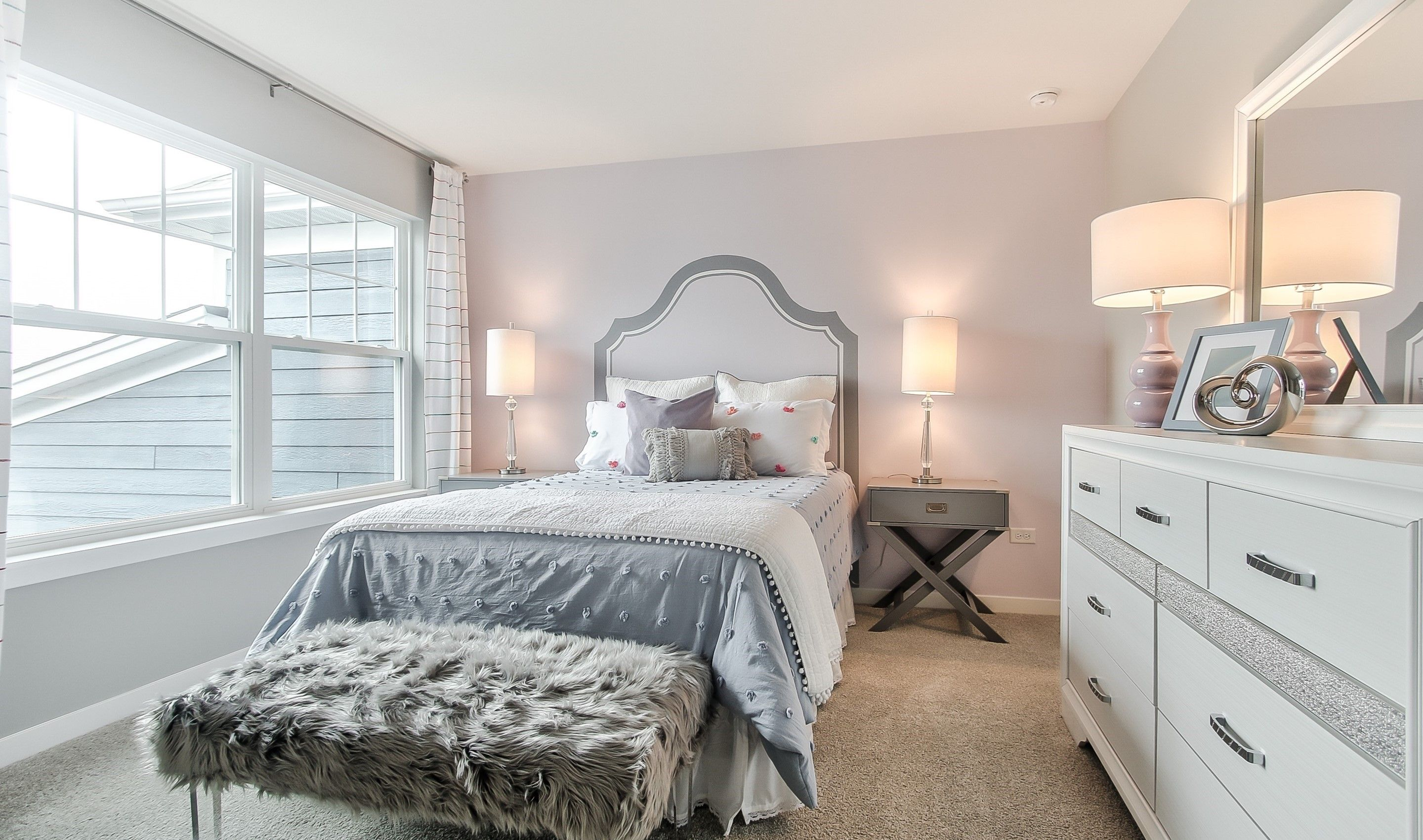 Bedroom featured in the Tennell By K. Hovnanian® Homes in Chicago, IL