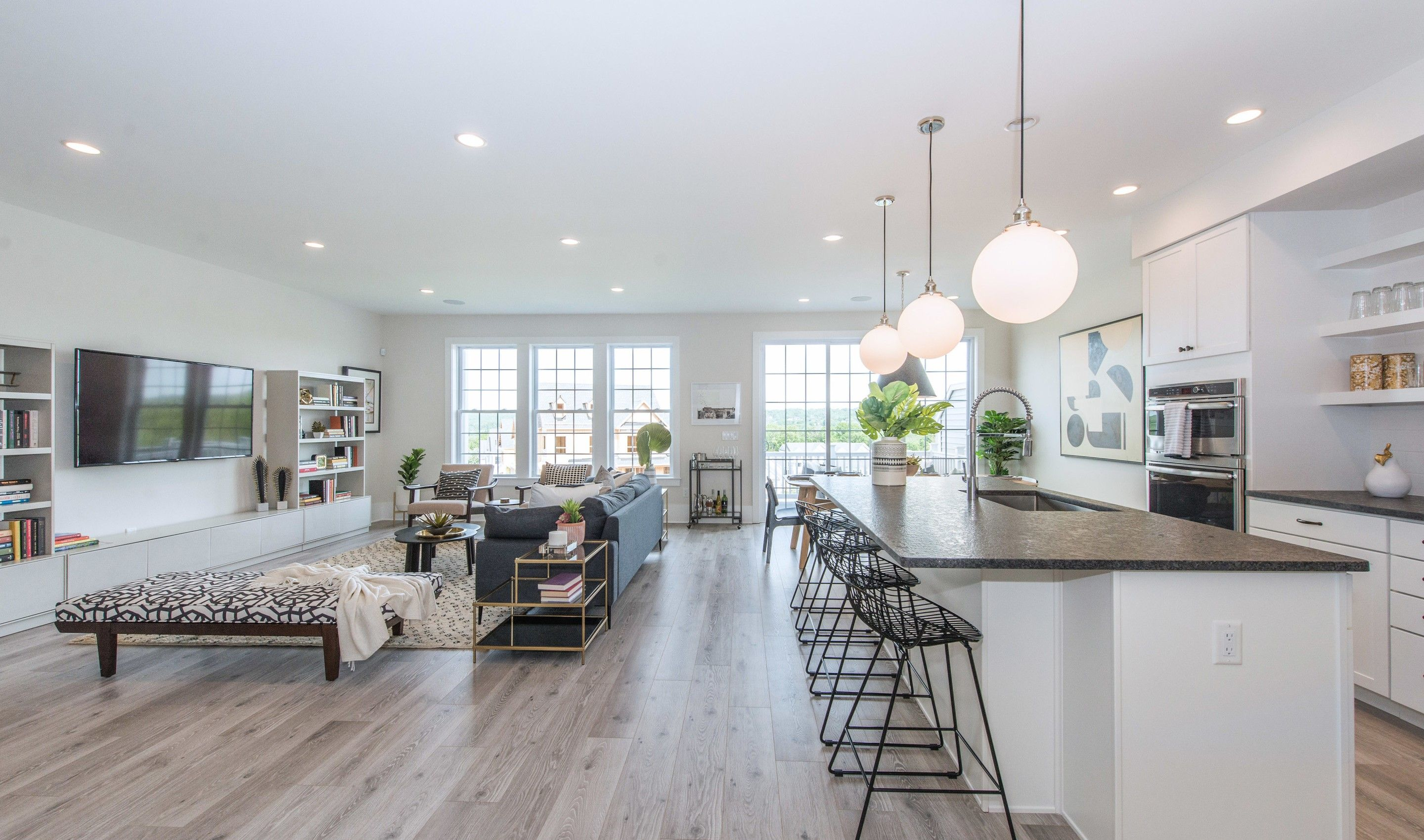 Living Area featured in the Haverford By K. Hovnanian® Homes in Essex County, NJ