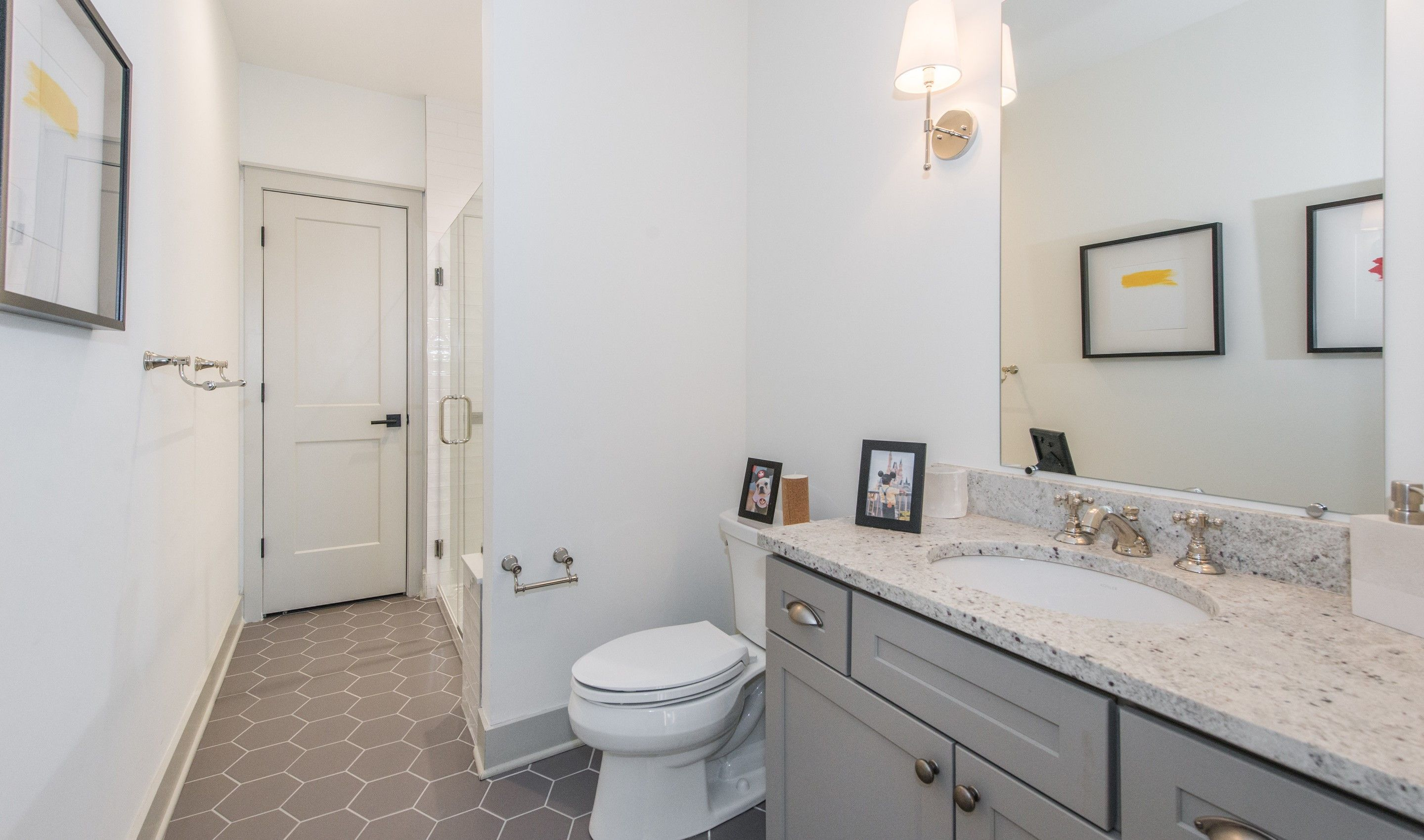 Bathroom featured in the Claremont By K. Hovnanian® Homes in Essex County, NJ