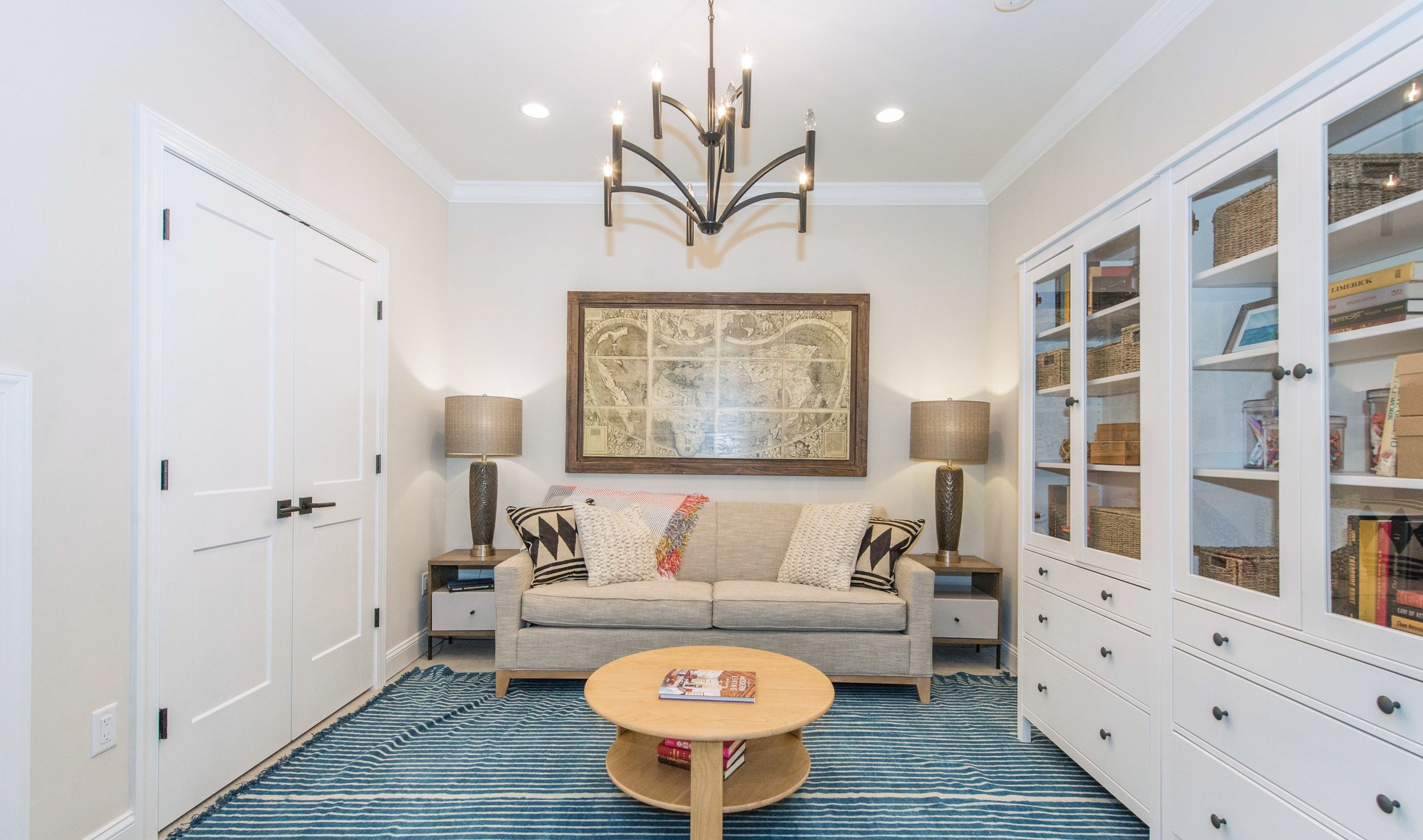 Living Area featured in the Pratt By K. Hovnanian® Homes in Essex County, NJ