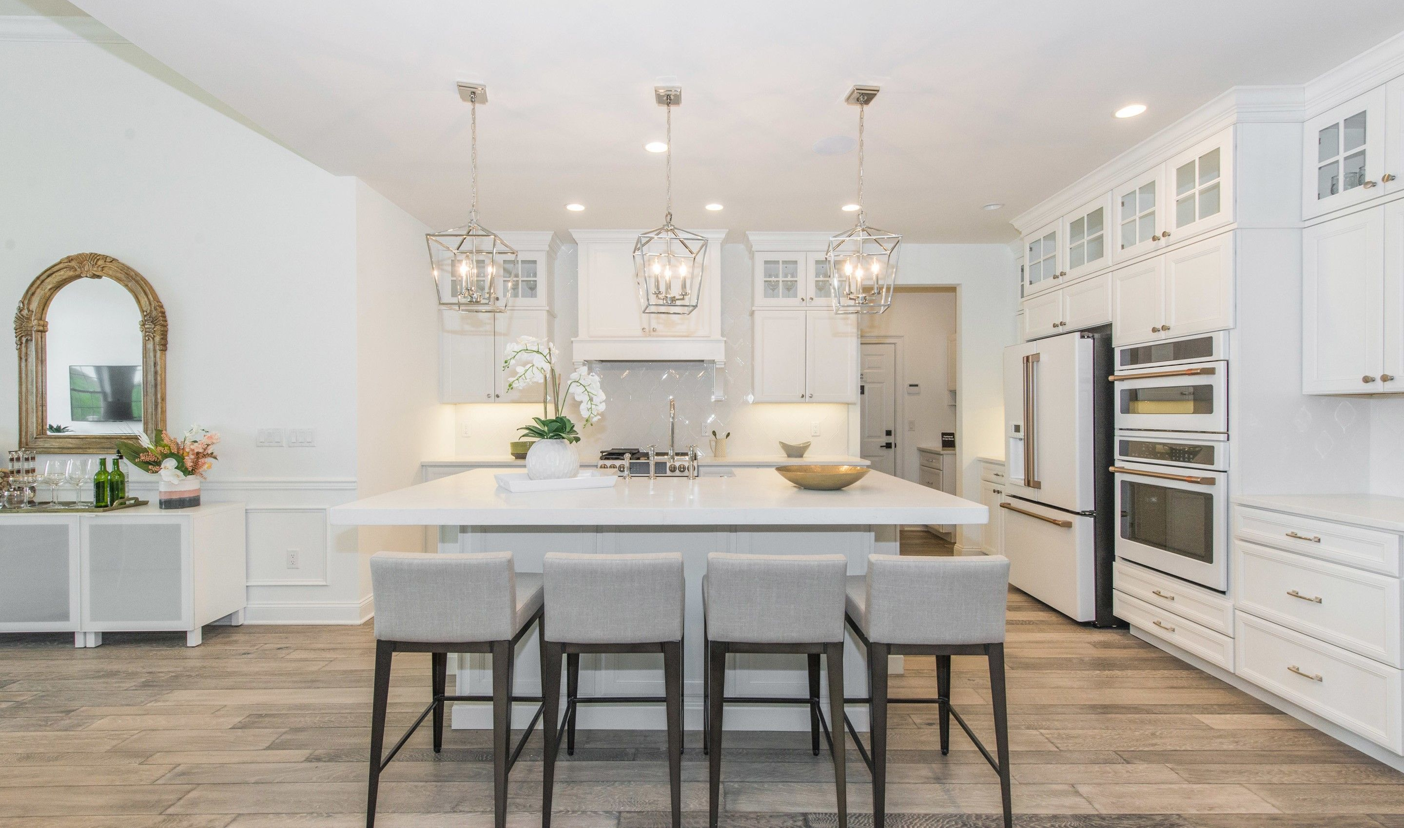 Kitchen featured in the Pratt By K. Hovnanian® Homes in Essex County, NJ