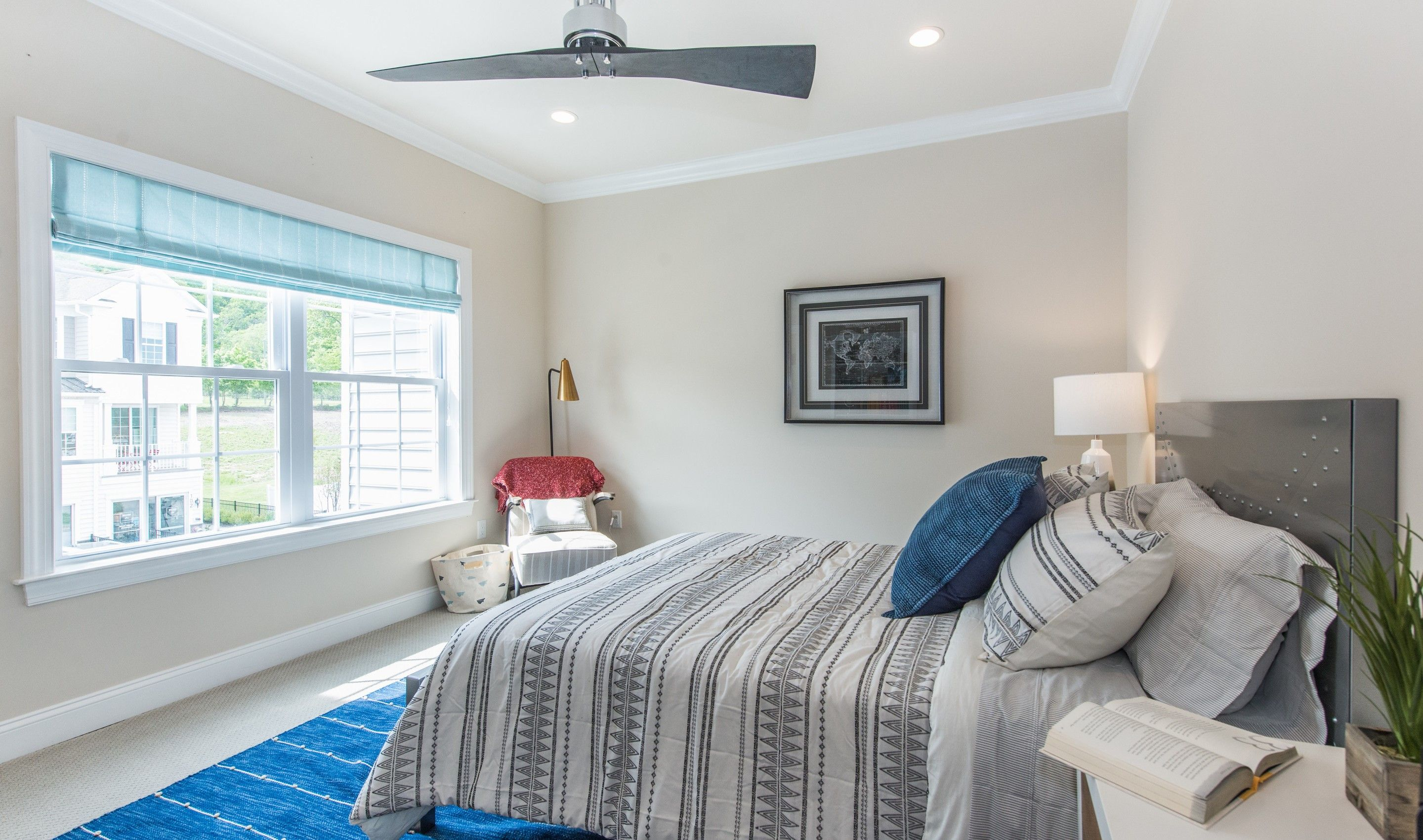 Bedroom featured in the Pratt By K. Hovnanian® Homes in Essex County, NJ