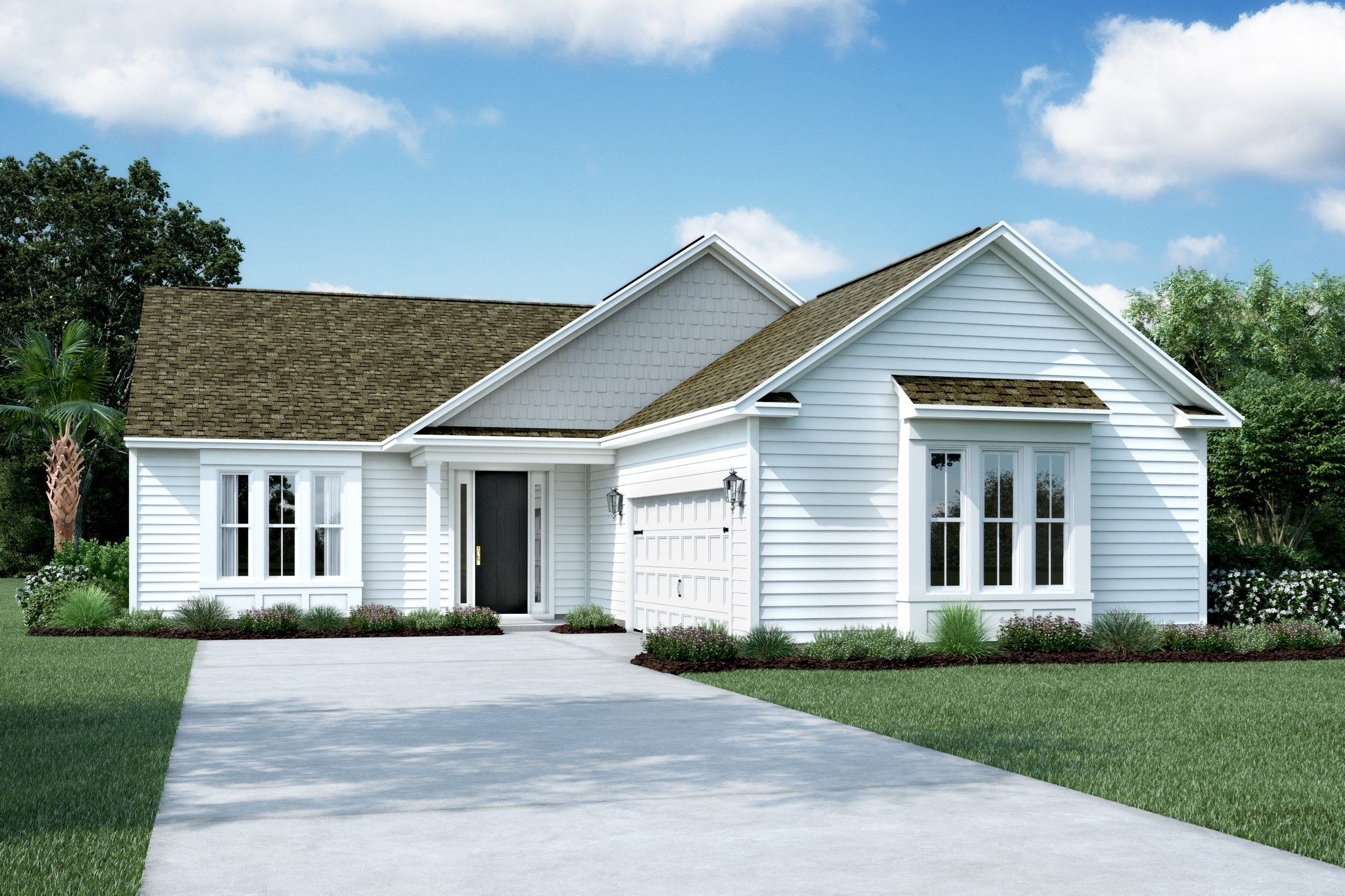 Exterior featured in the Marseille By K. Hovnanian's® Four Seasons in Charleston, SC