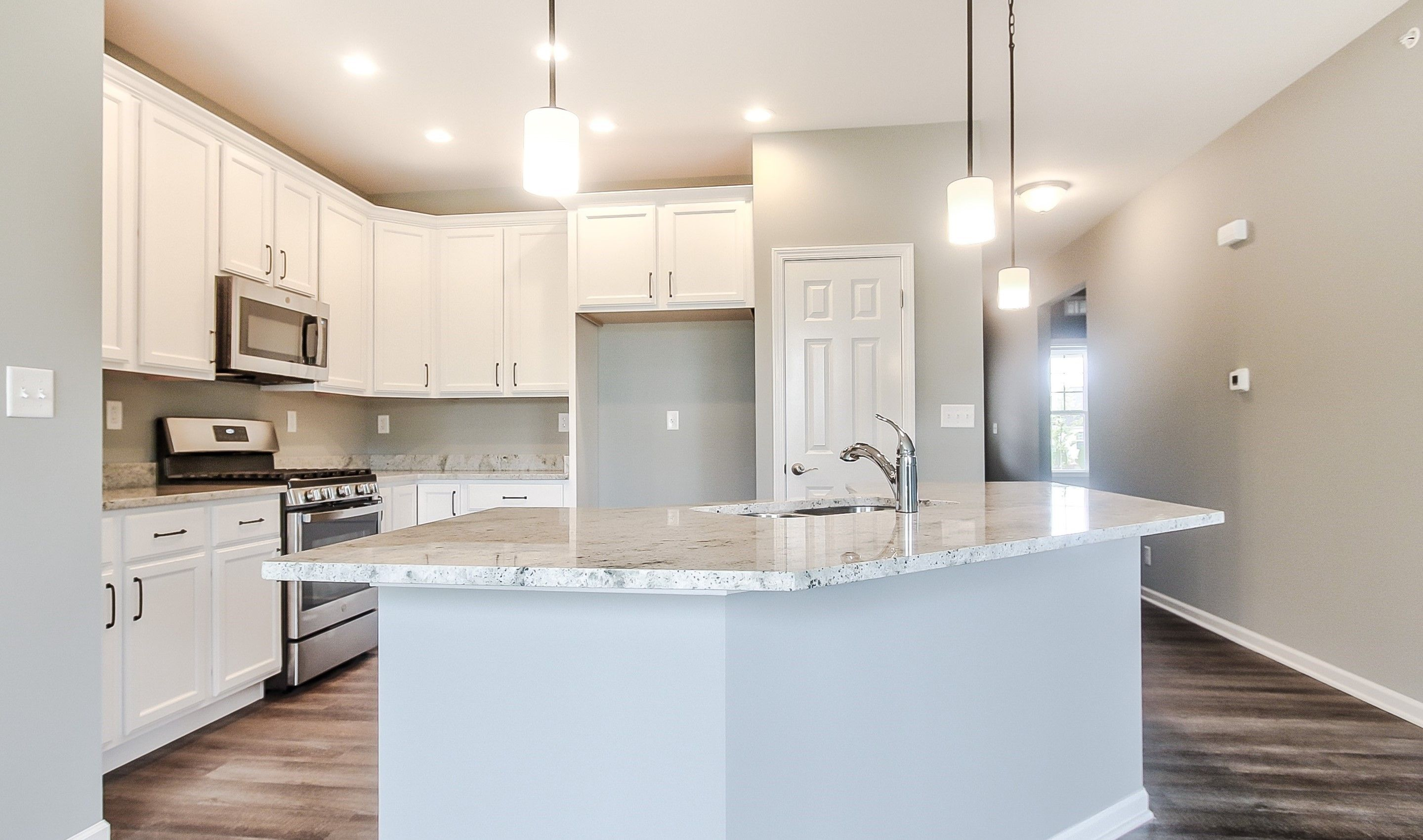 Kitchen featured in the Loren By K. Hovnanian® Homes in Chicago, IL