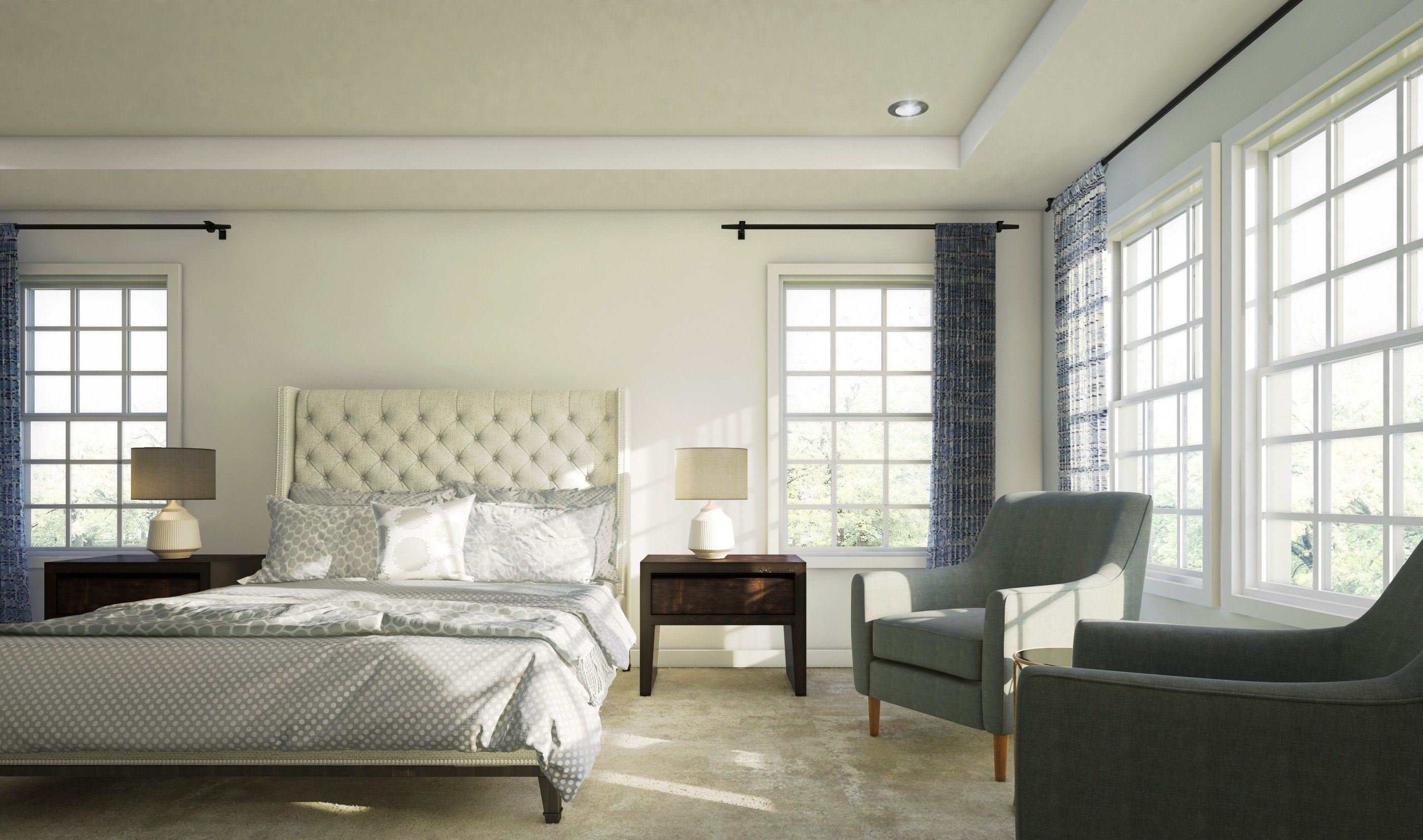 Bedroom featured in the Claremont II By K. Hovnanian® Homes in Middlesex County, NJ