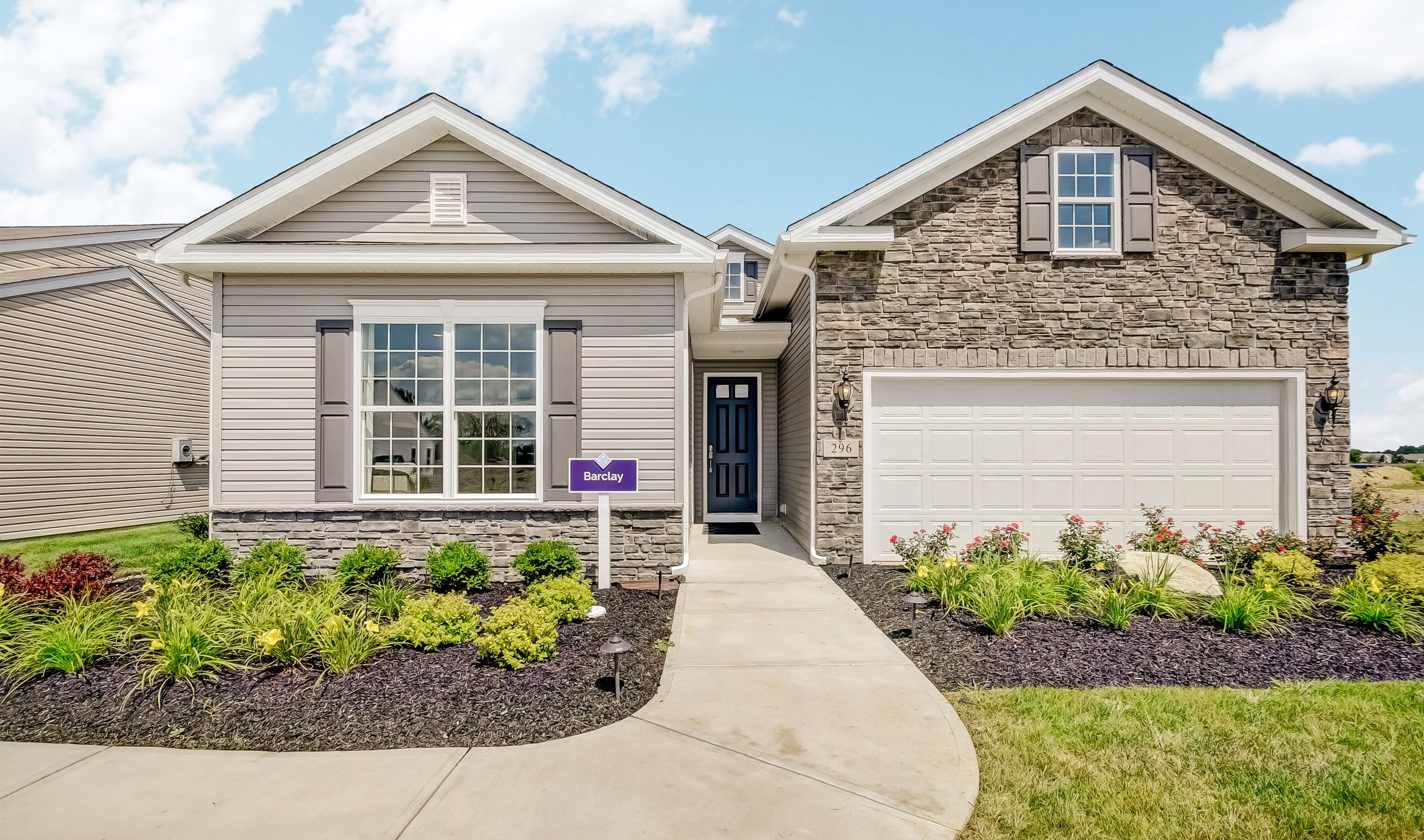 'K. Hovnanian's® Four Seasons at Chestnut Ridge' by KFS-Cleveland in Cleveland