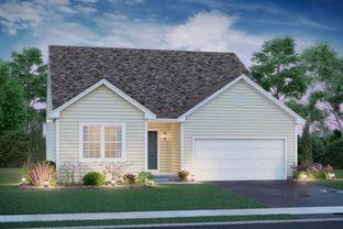 Eastwood Loft - Aspire at Ashley Pointe: Yorkville, Illinois - K. Hovnanian® Homes