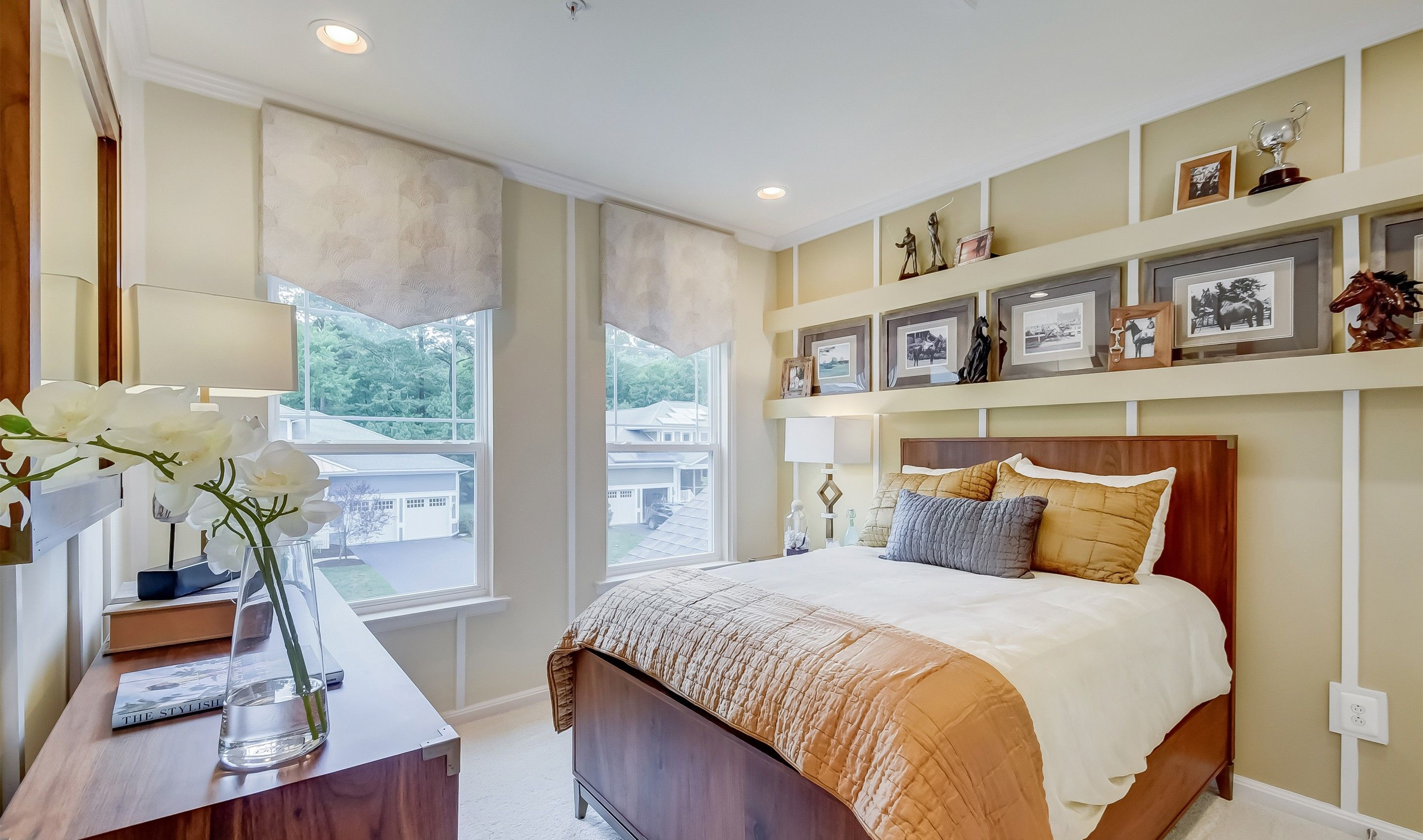 Bedroom featured in the Baltimore By K. Hovnanian® Homes in Dover, DE