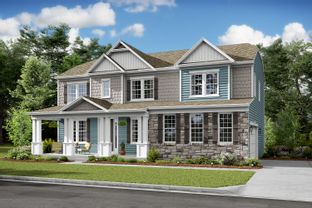 Delaware II - Summit Pointe: Middletown, Maryland - K. Hovnanian® Homes