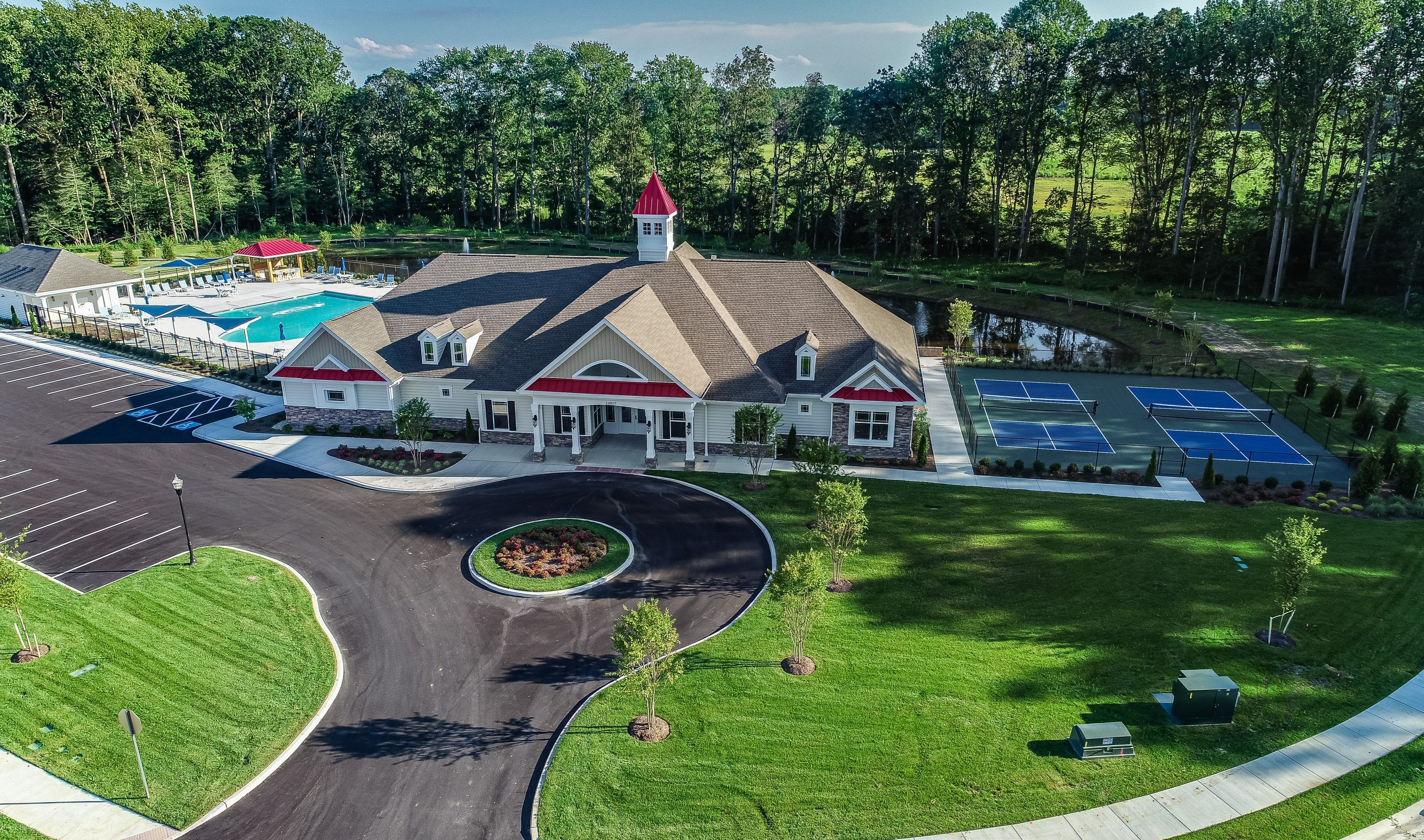 'K. Hovnanian's® Four Seasons at Belle Terre' by KFS-Delaware in Sussex