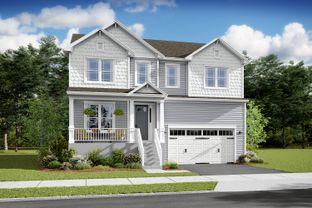 Brookdale - Oaks at Glenwood: Old Bridge, New Jersey - K. Hovnanian® Homes