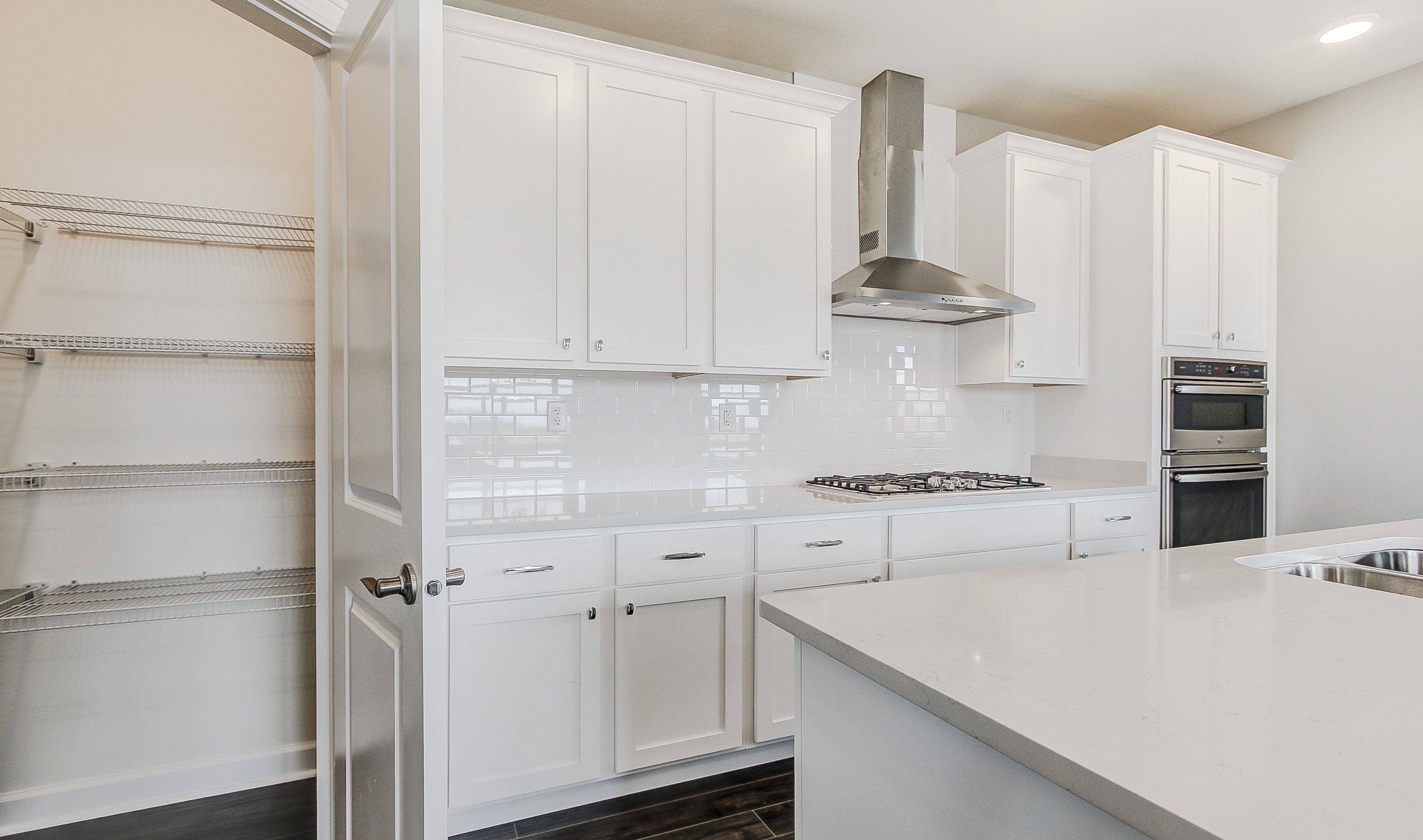 Kitchen featured in the Brooke By K. Hovnanian® Homes in Chicago, IL