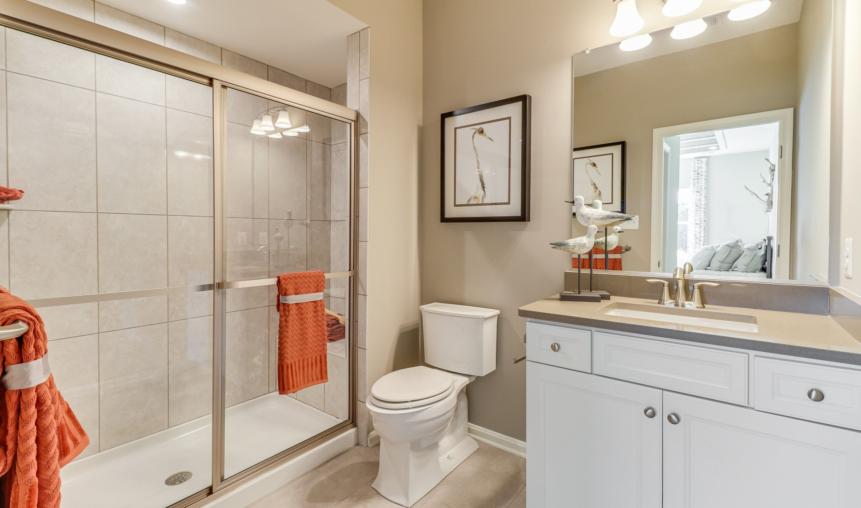 Bathroom featured in the Seacoast By K. Hovnanian® Homes in Sussex, DE