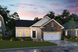 Eastwood - The Enclave at Forest Lakes: Uniontown, Ohio - K. Hovnanian® Homes