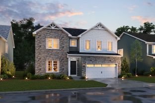 Hanover - The Enclave at Forest Lakes: Uniontown, Ohio - K. Hovnanian® Homes