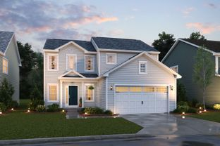 Appleton - The Enclave at Forest Lakes: Uniontown, Ohio - K. Hovnanian® Homes