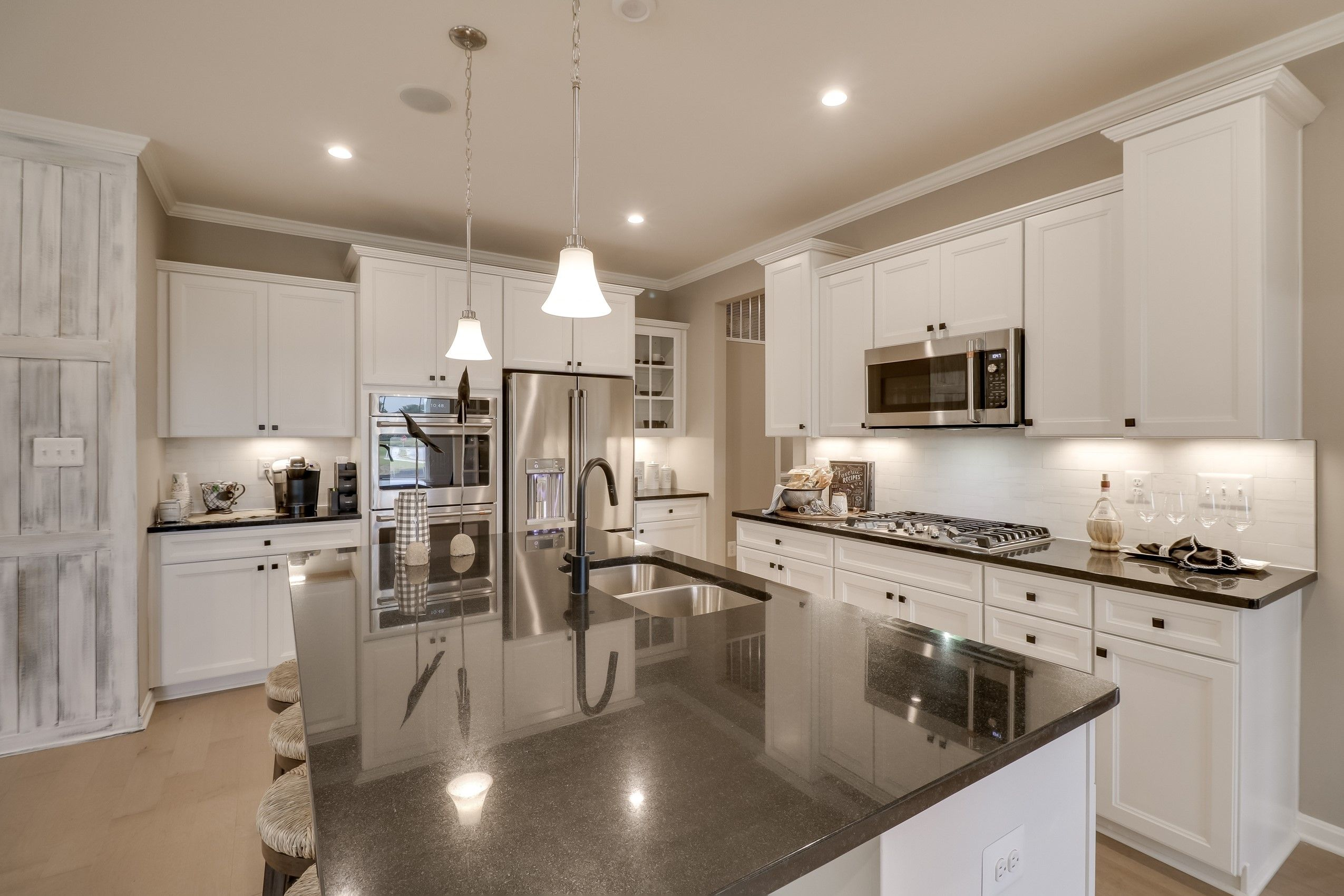 Kitchen featured in the Eastwood By K. Hovnanian's® Four Seasons in Sussex, DE
