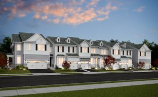 The Townes at Glen Oaks by K. Hovnanian® Homes in Monmouth County New Jersey