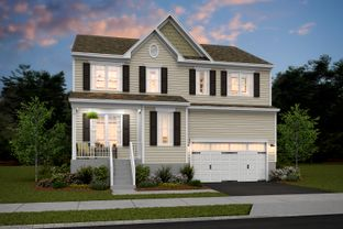Tomasen - Oaks at Glenwood: Old Bridge, New Jersey - K. Hovnanian® Homes