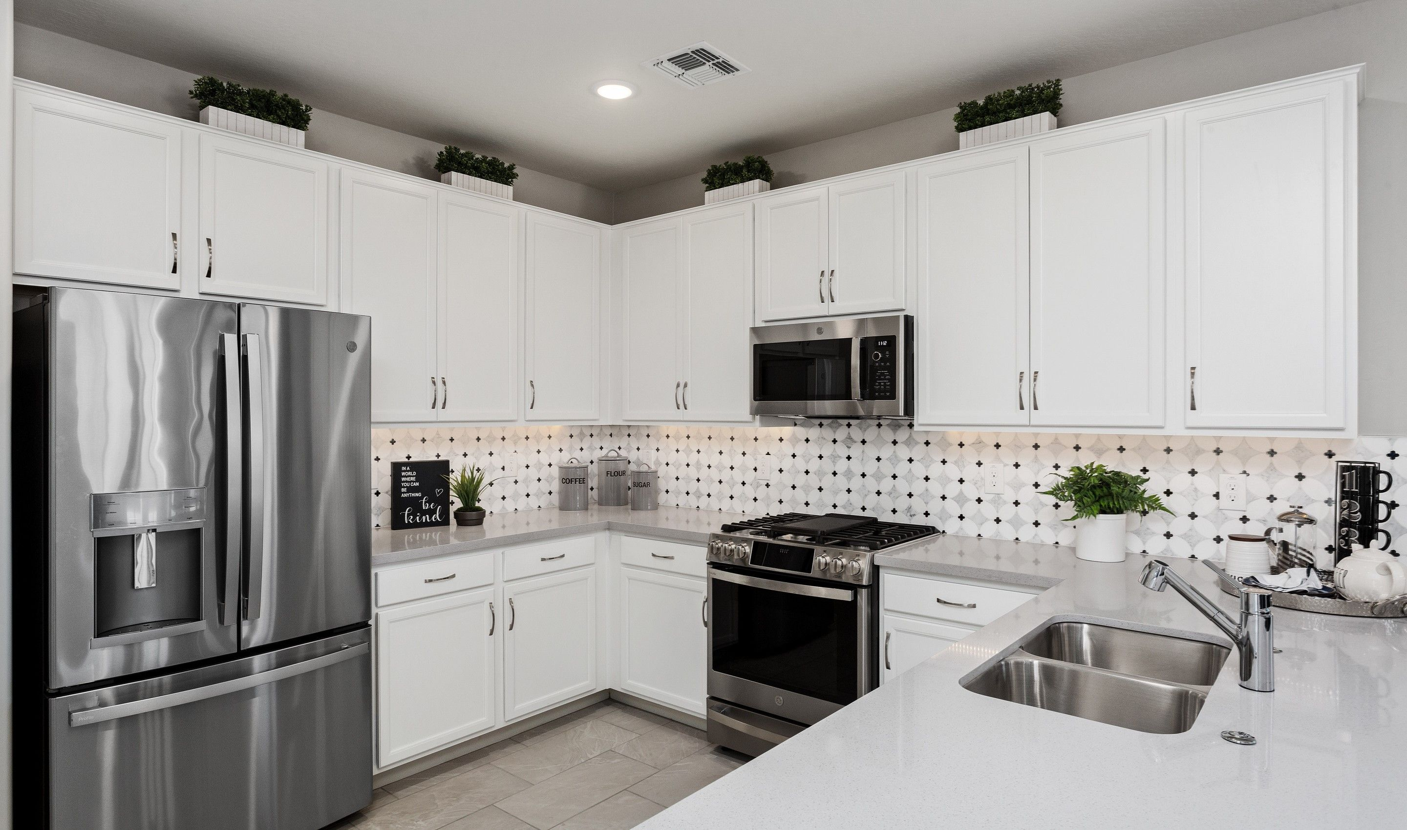 Kitchen featured in the Saguaro By K. Hovnanian's® Four Seasons in Phoenix-Mesa, AZ