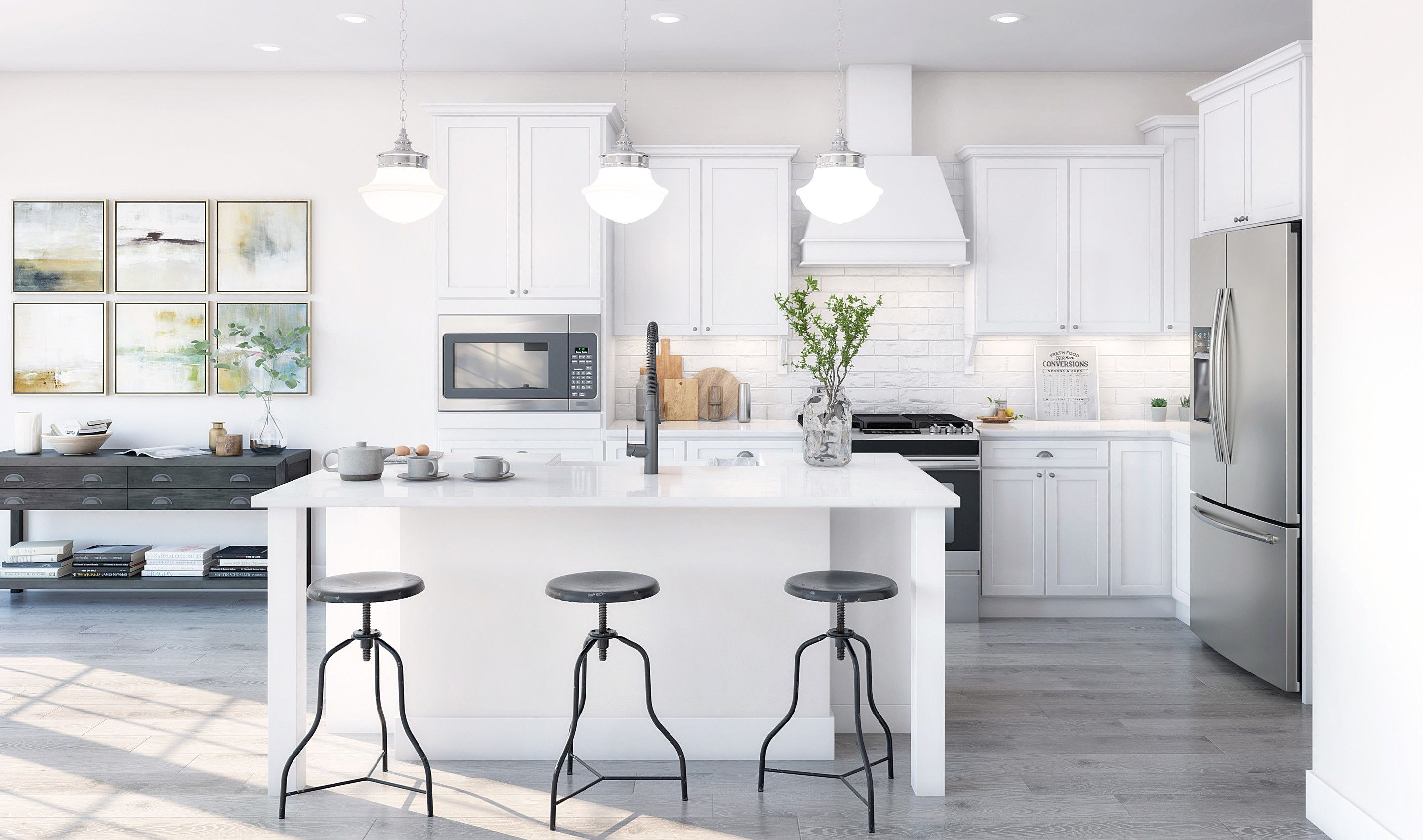 Kitchen featured in the Bryn Mawr By K. Hovnanian® Homes in Monmouth County, NJ