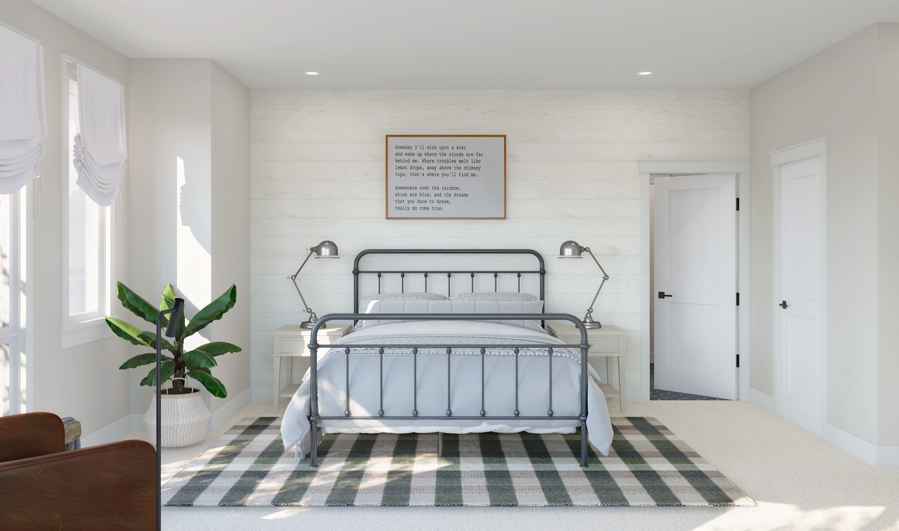Bedroom featured in the Bard III By K. Hovnanian® Homes in Monmouth County, NJ