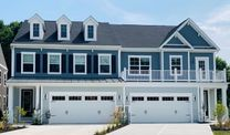 Harbor's Edge at Bayside by K. Hovnanian® Homes in Sussex Delaware