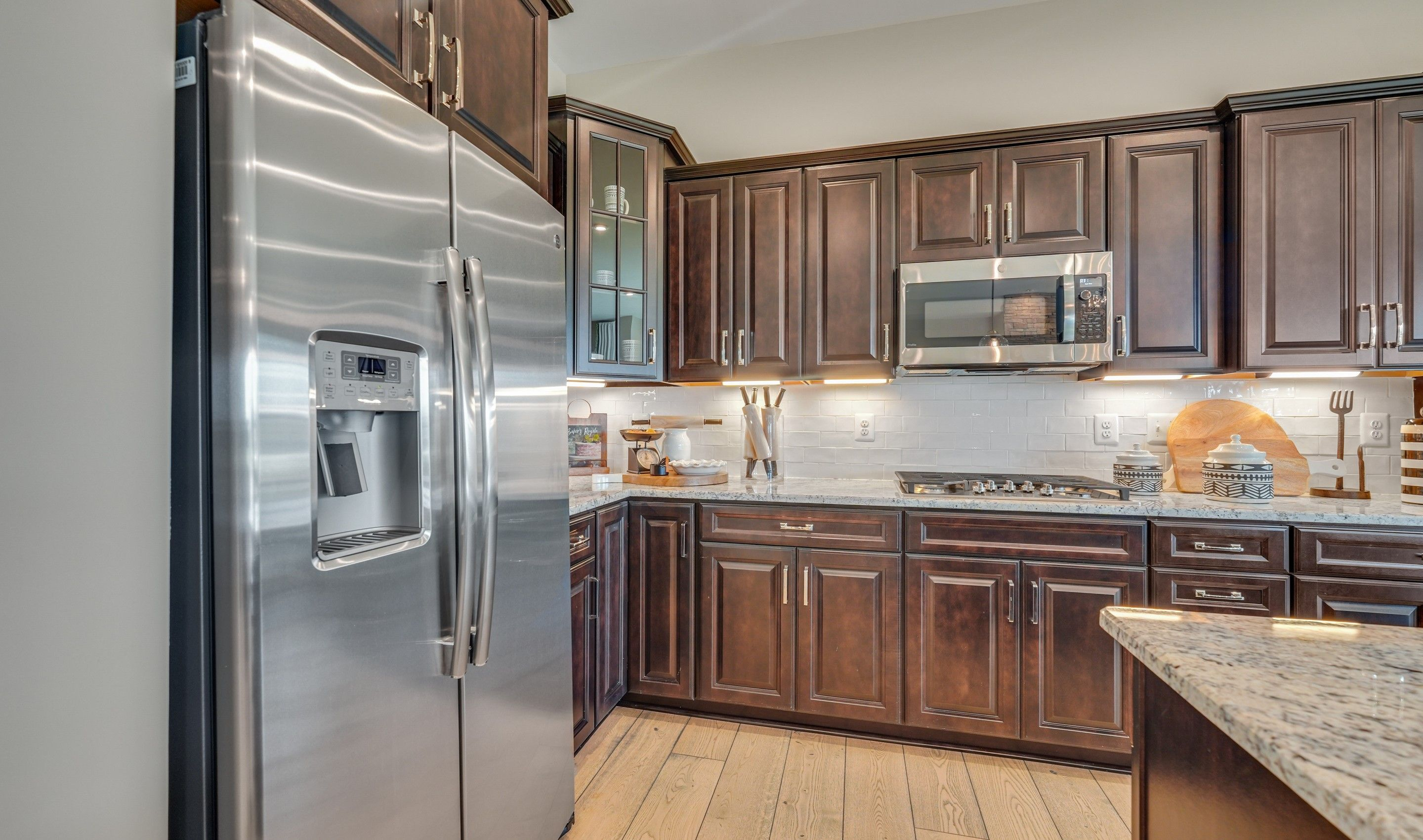 Kitchen featured in the Rockford By K. Hovnanian's® Four Seasons in Wilmington-Newark, DE