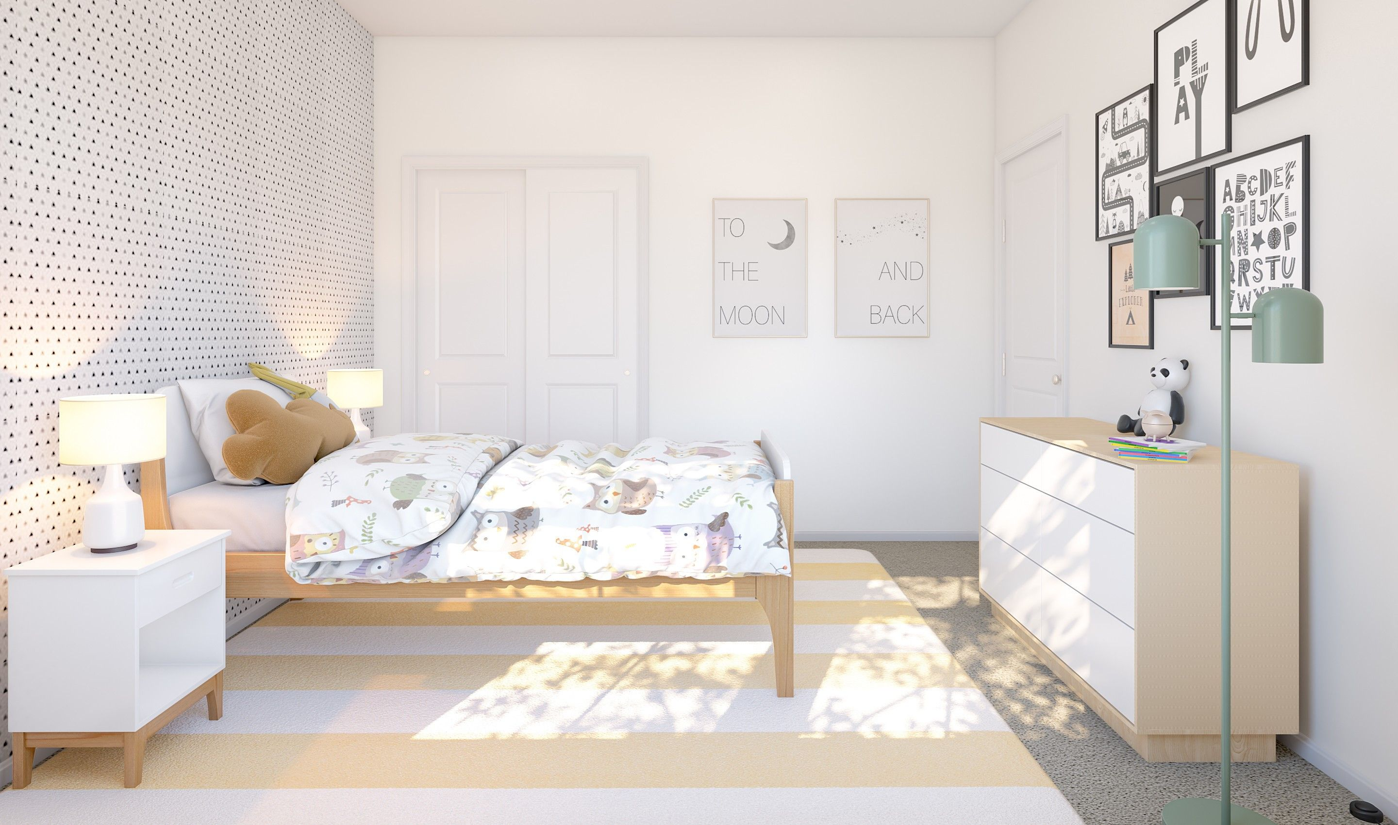 Bedroom featured in the Forsythia By K. Hovnanian® Homes in Akron, OH