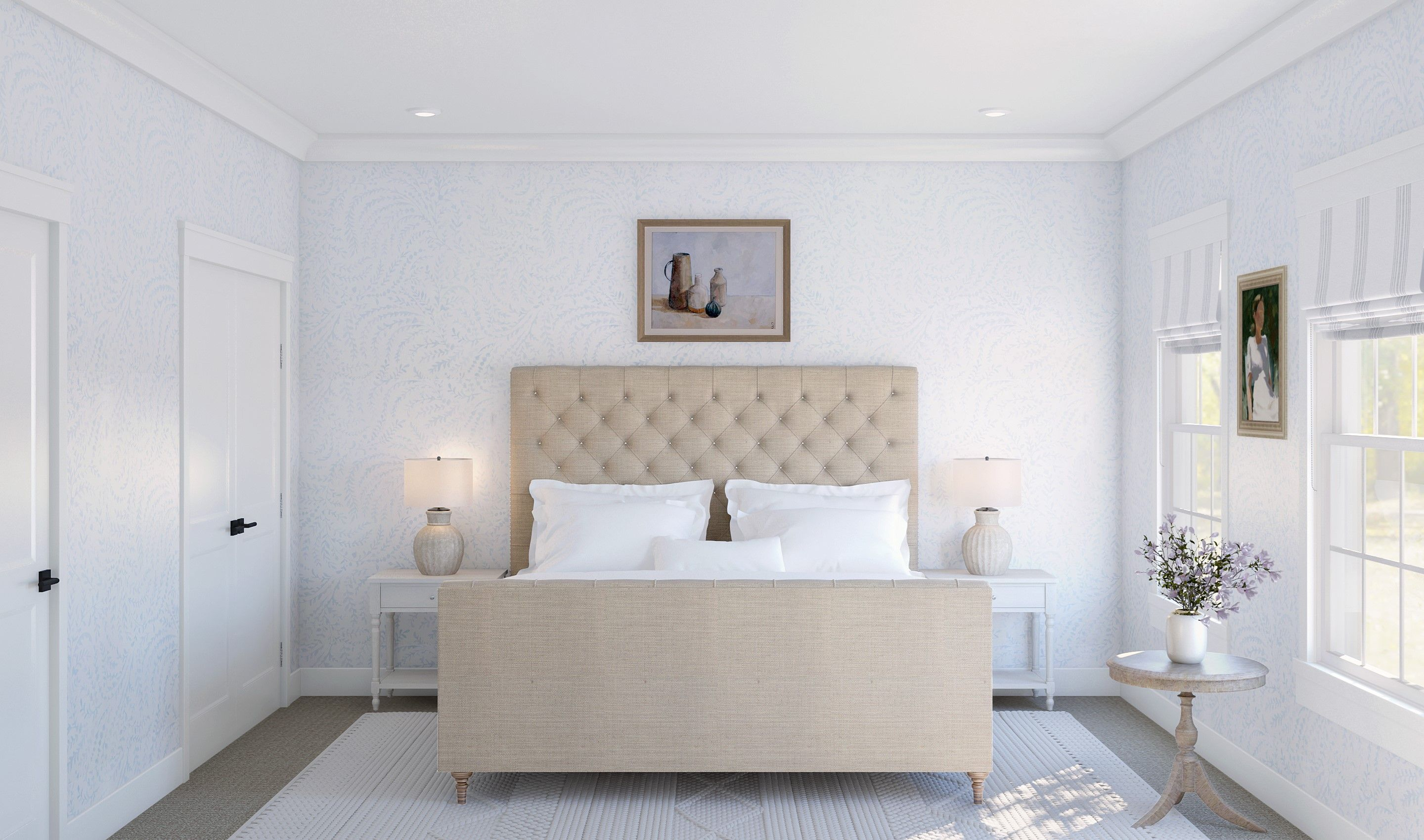 Bedroom featured in the Haverford By K. Hovnanian® Homes in Bergen County, NJ