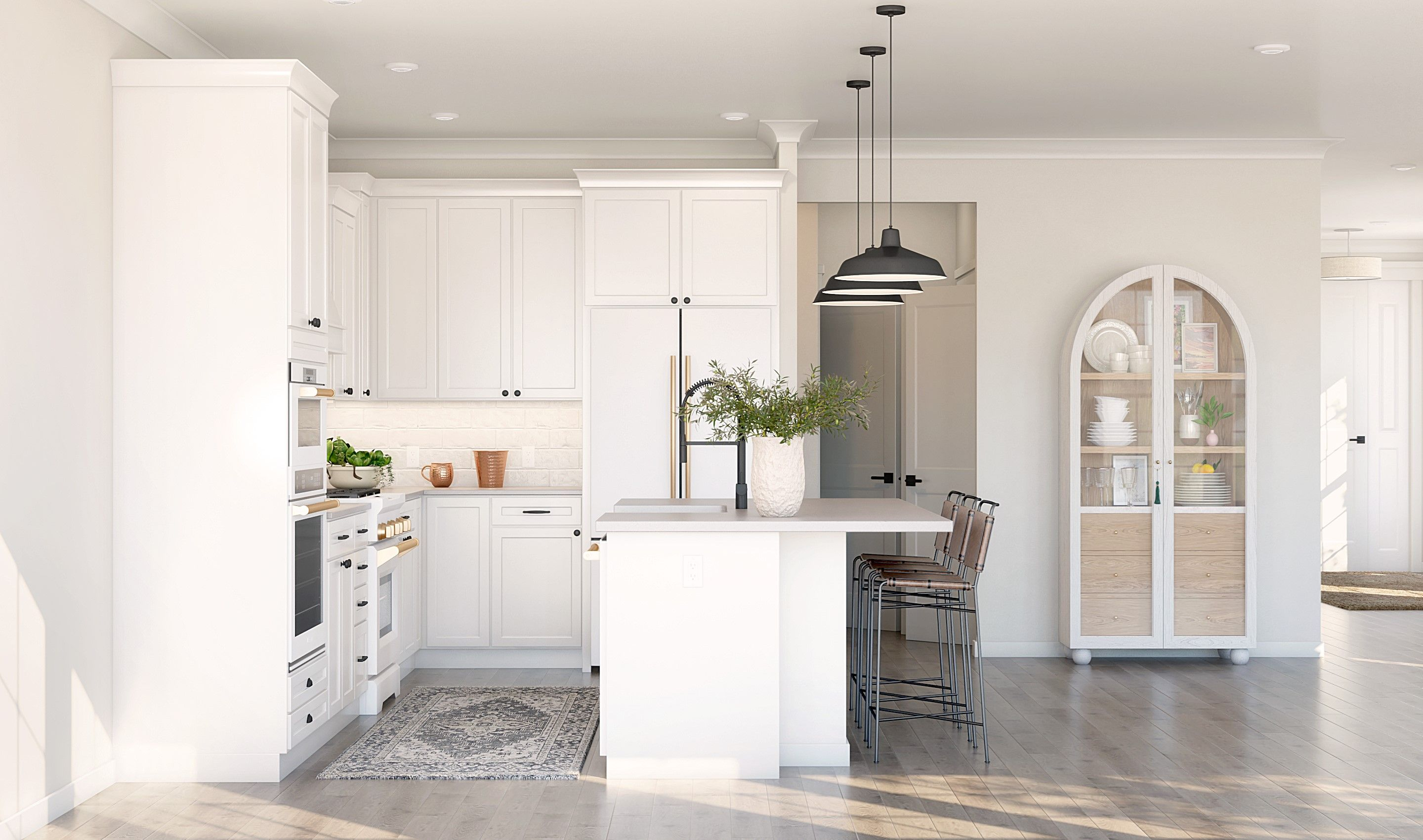 Kitchen featured in the Howard By K. Hovnanian® Homes in Bergen County, NJ